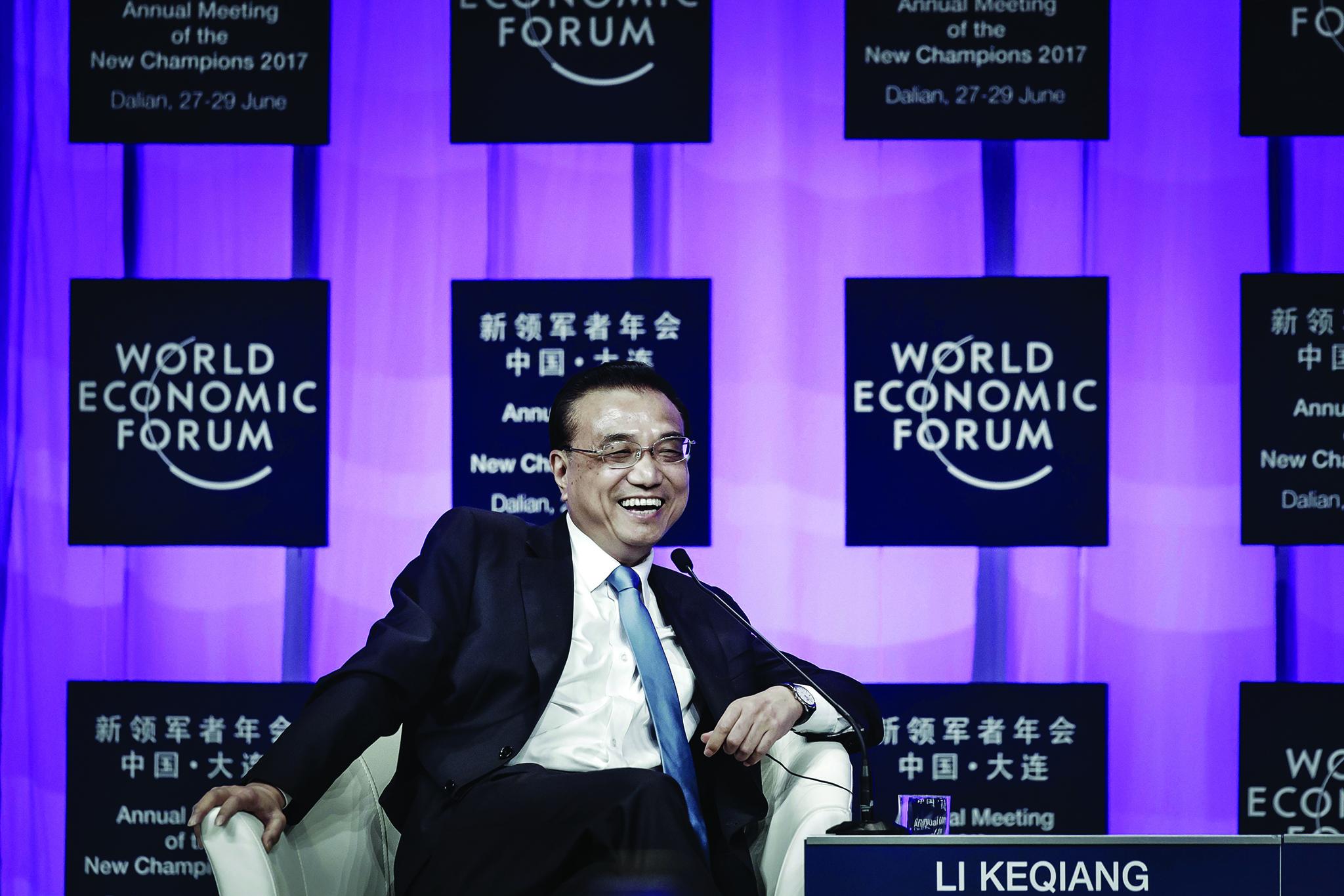 Li Keqiang |Meta de crescimento de 2017 vai ser realizada