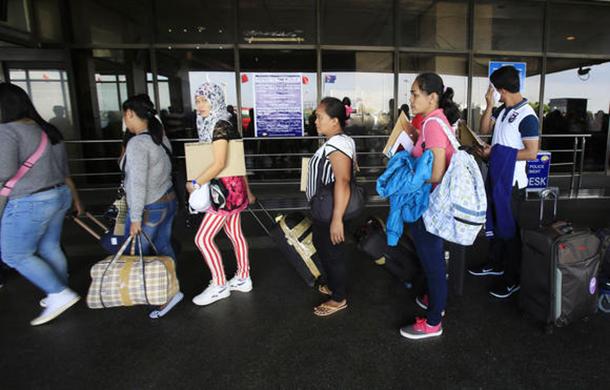 Filipinas suspendem envio de trabalhadores para o Qatar
