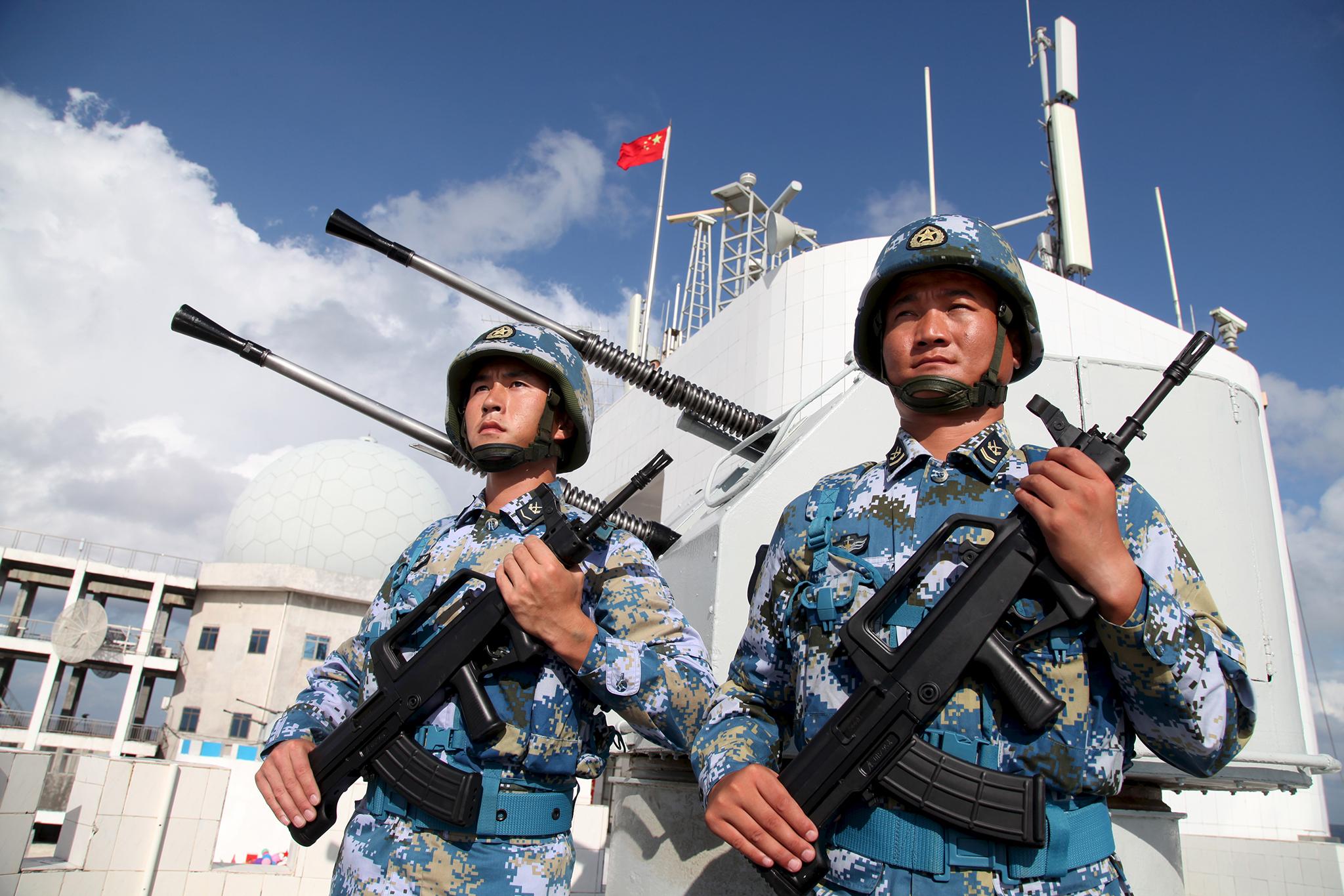 Pequim opõe-se a relatório do Pentágono sobre o exército chinês