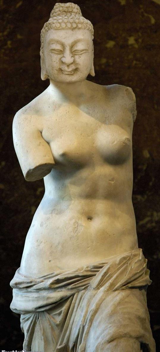 "Venus terá sido asiática?  亚洲人是彻底的""女尊男卑""  (Parte 3)"