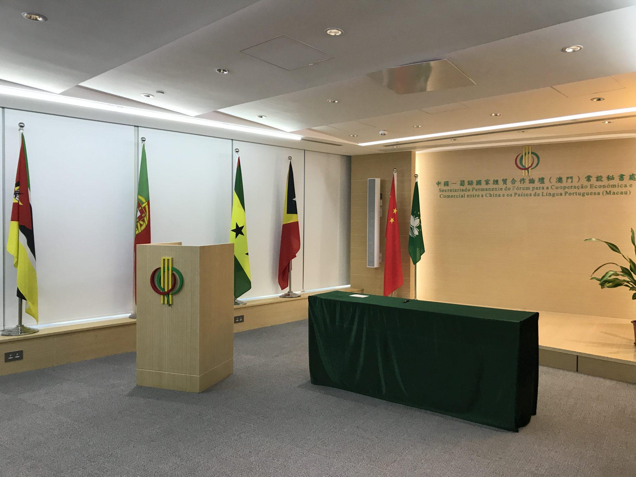 Fórum Macau | Delegados destacam trabalho da secretária-geral Xu Yingzhen