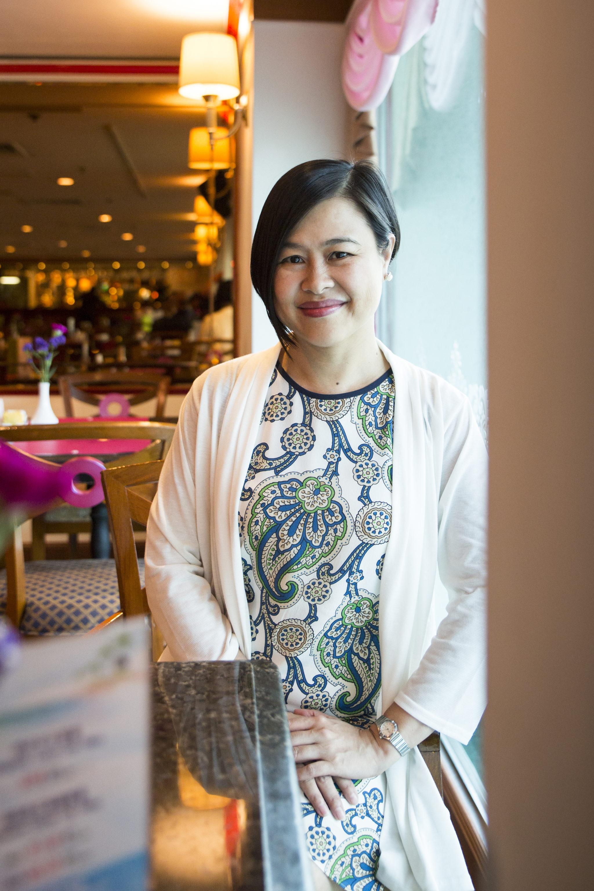 Grande Baía | Agnes Lam pede pagamento electrónico universal