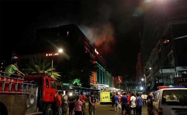 Jogo   Ataque de Manila motiva reunião de emergência em Macau