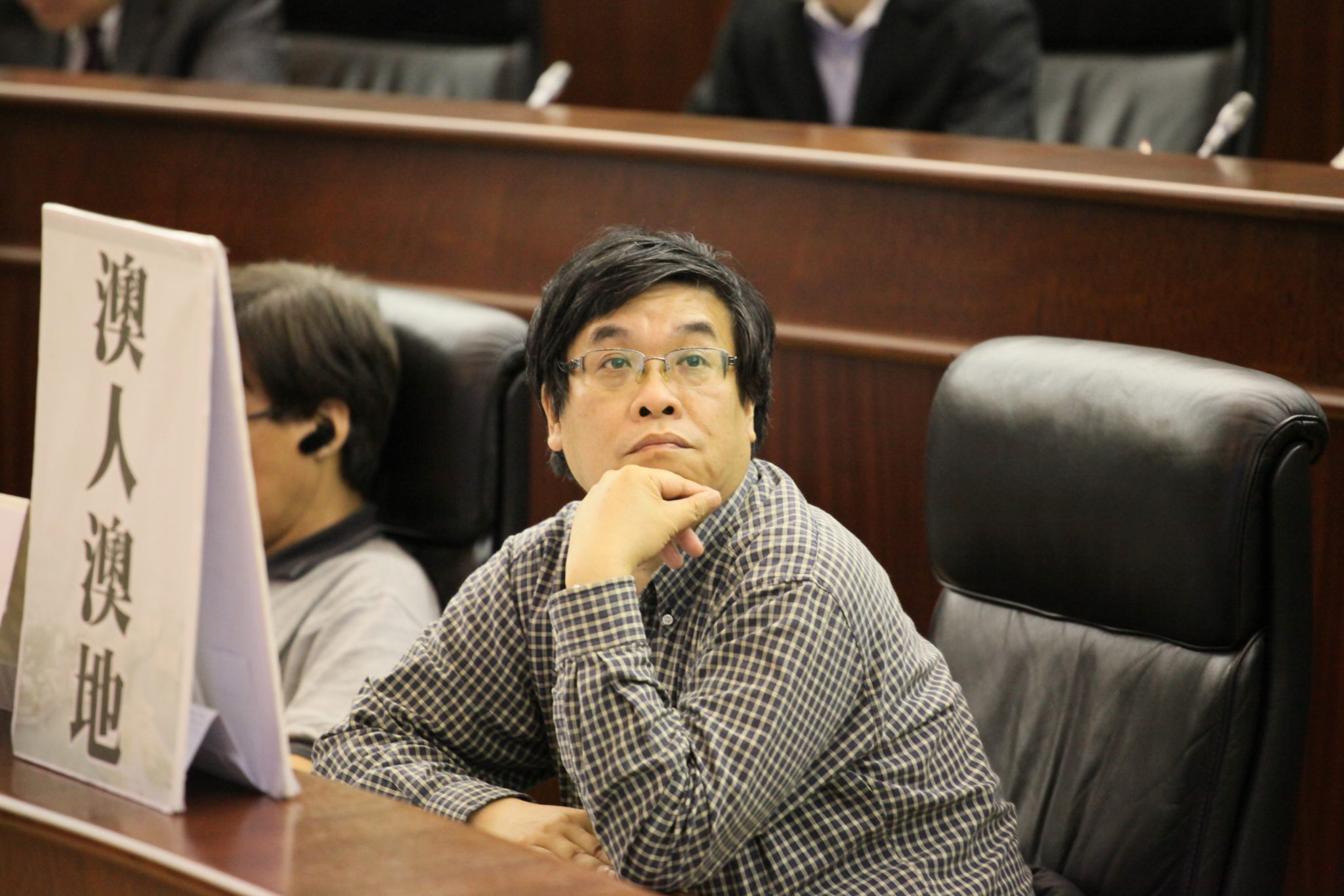 Sufrágio Universal | Ng Kuok Cheong quer que Governo ouça a população