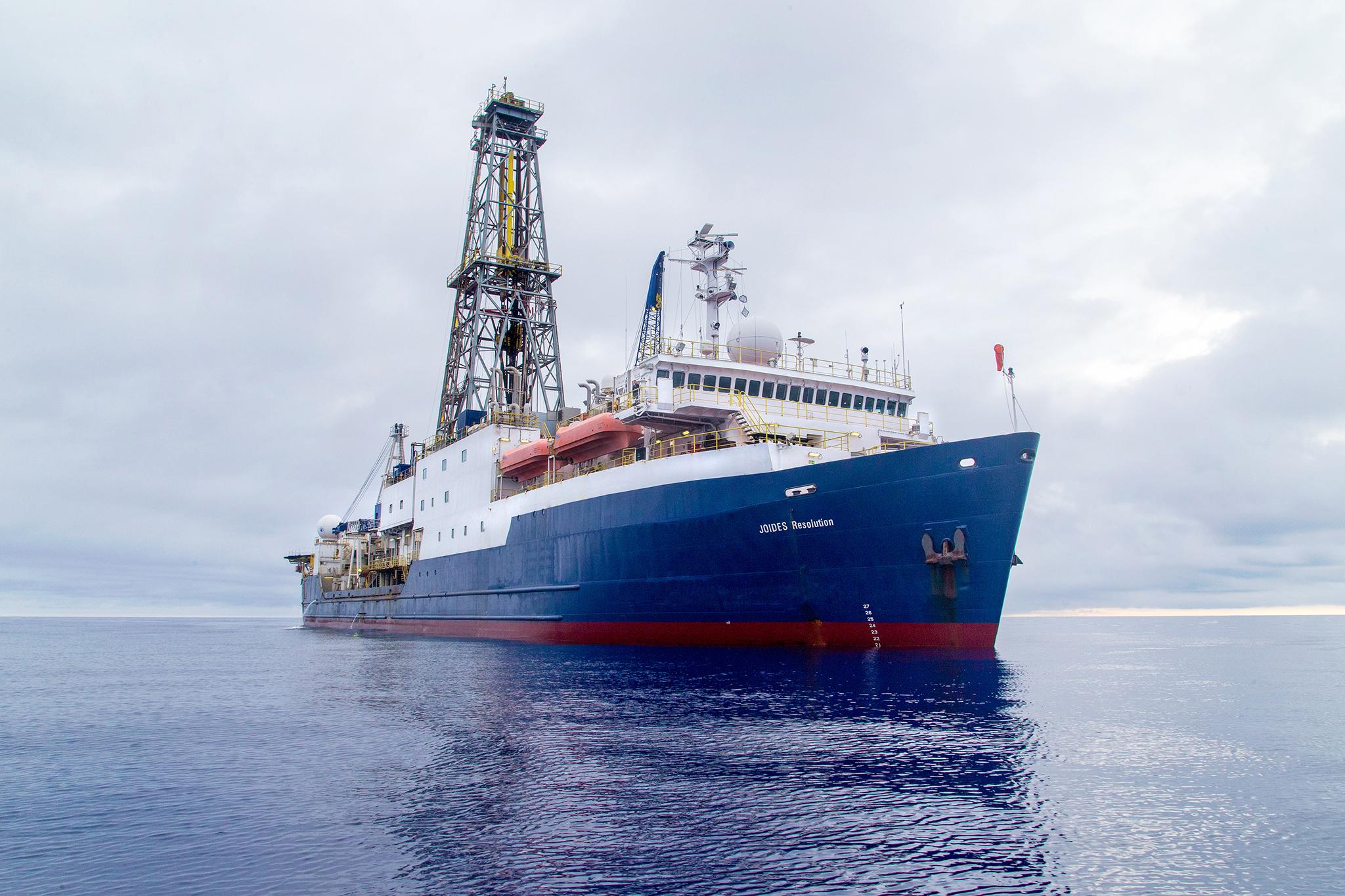 Geologia   Pequim quer liderar investigação marítima