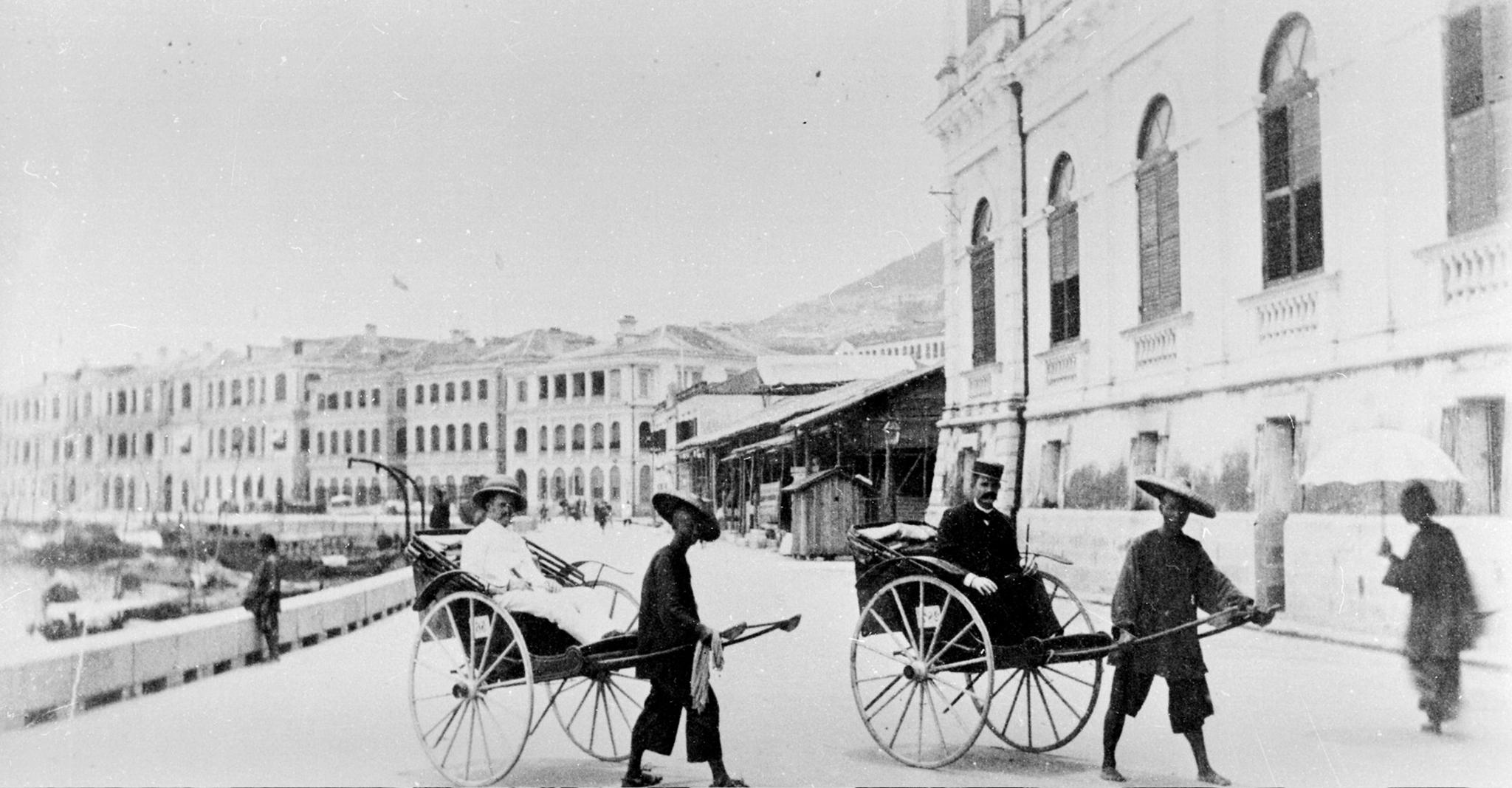 Camilo Pessanha desembarca em Macau
