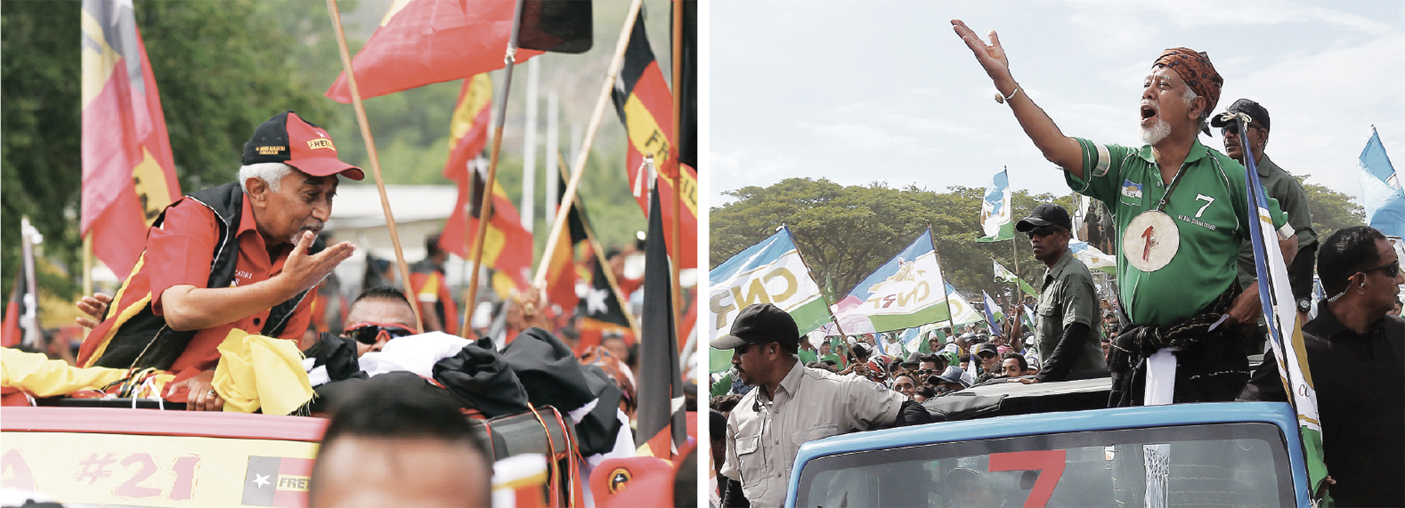 Timor-Leste – Eleições | Diferença entre os dois maiores partidos será mínima