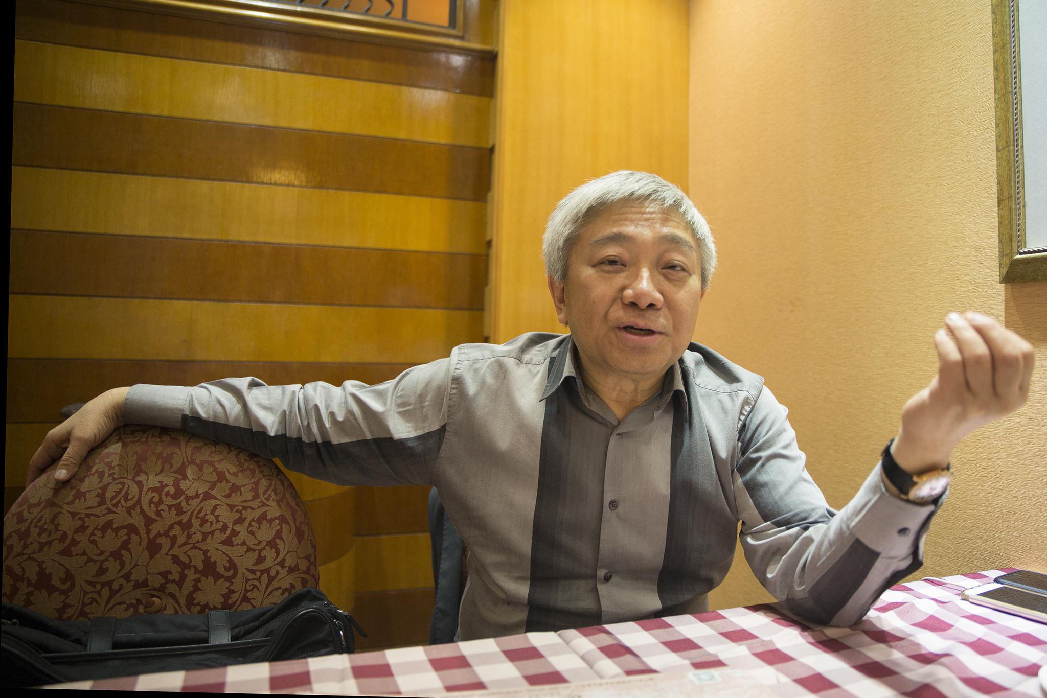 Entrevista | Chan Chak Mo, deputado e empresário