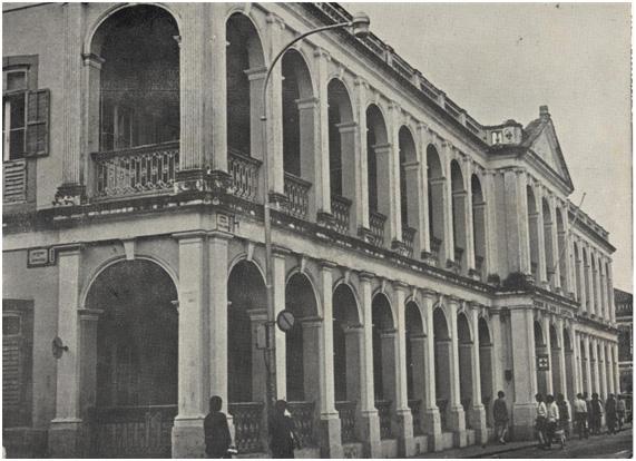 O Seminário-Liceu de Macau