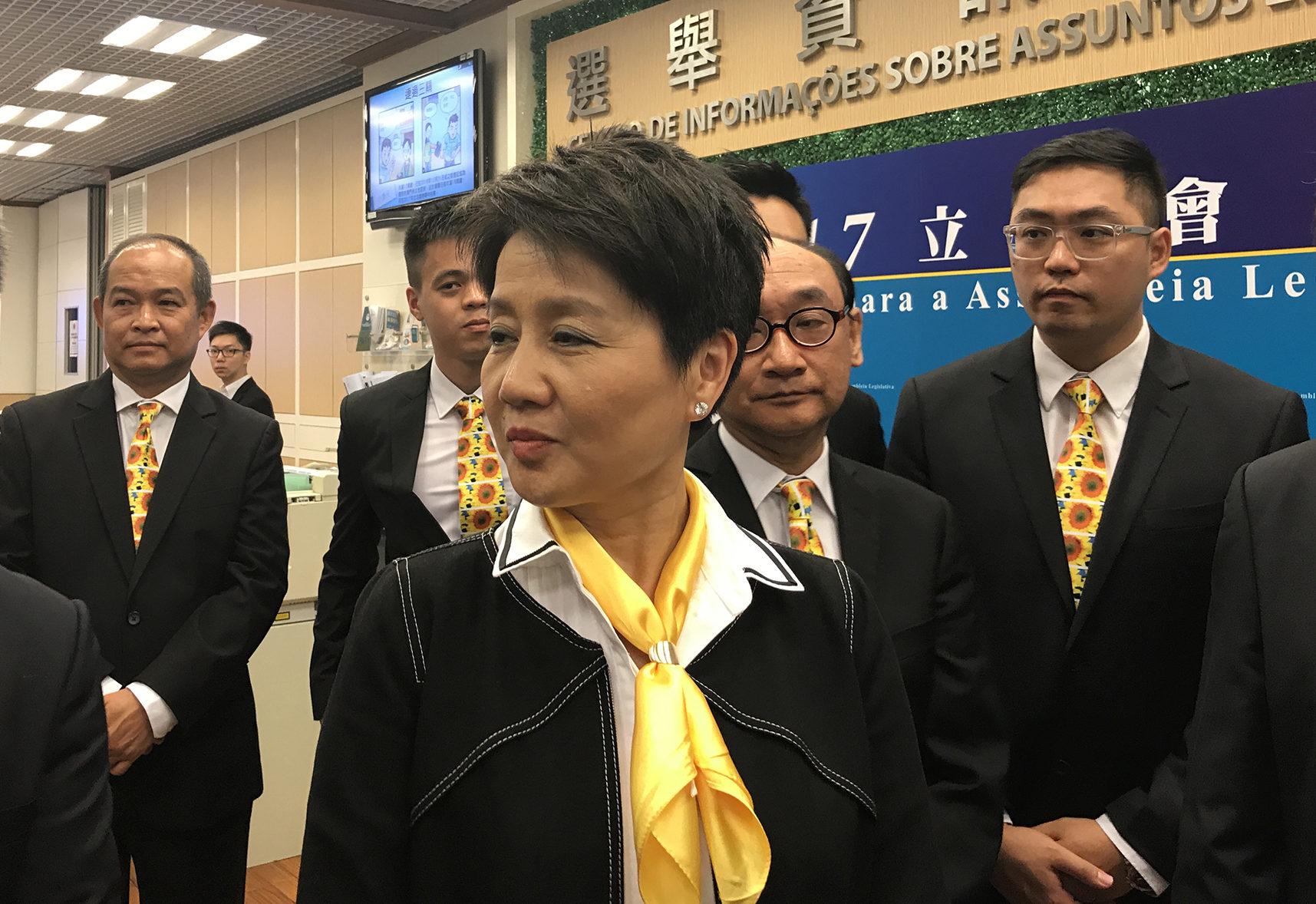 Angela Leong declara guerra ao Campo dos Operários