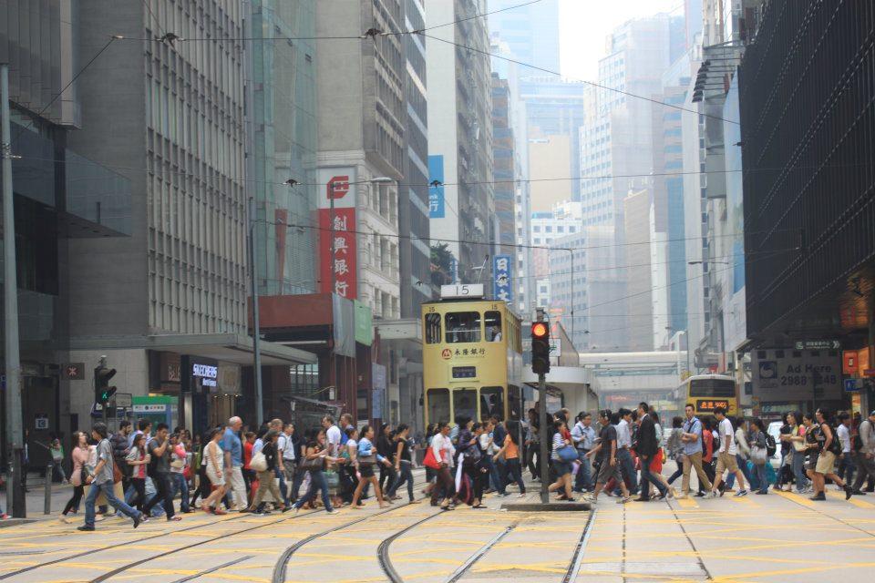 Hong Kong | Subida para 4.º lugar entre os maiores centros financeiros do mundo