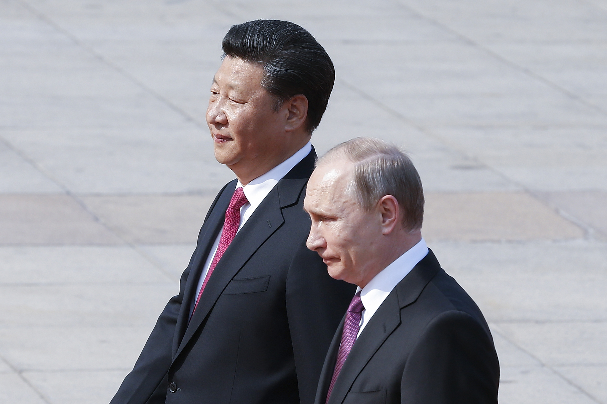 "Rússia | Putin sublinha interesses geopolíticos ""coincidentes"" com a China"