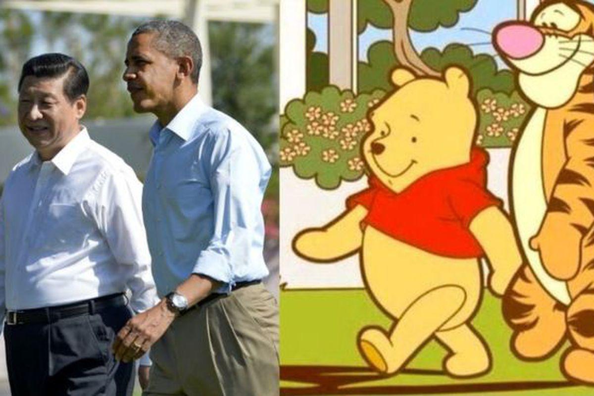 Ursinho Pooh censurado na China