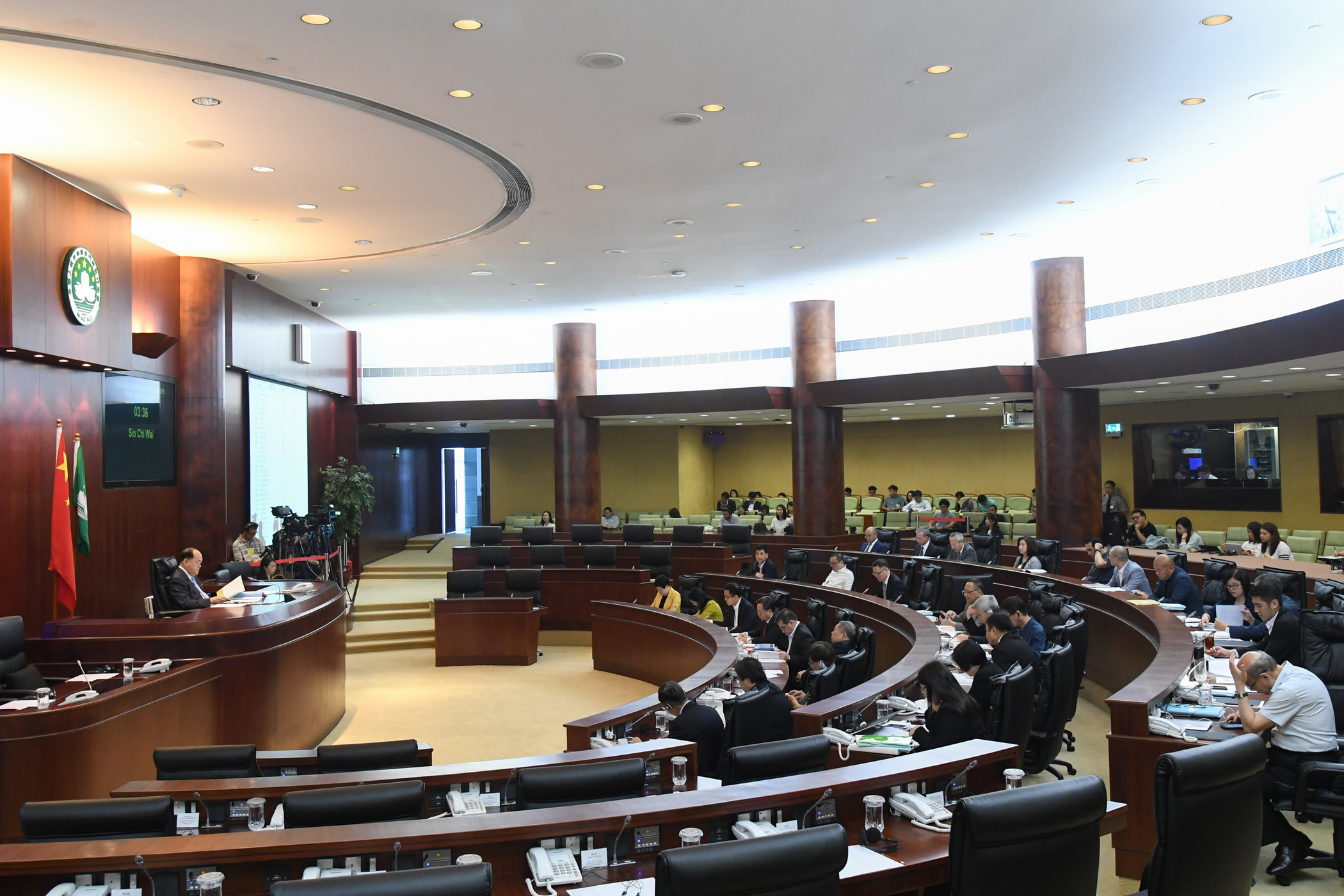 Assembleia Legislativa | Proposta de lei do metro ligeiro aprovada na generalidade