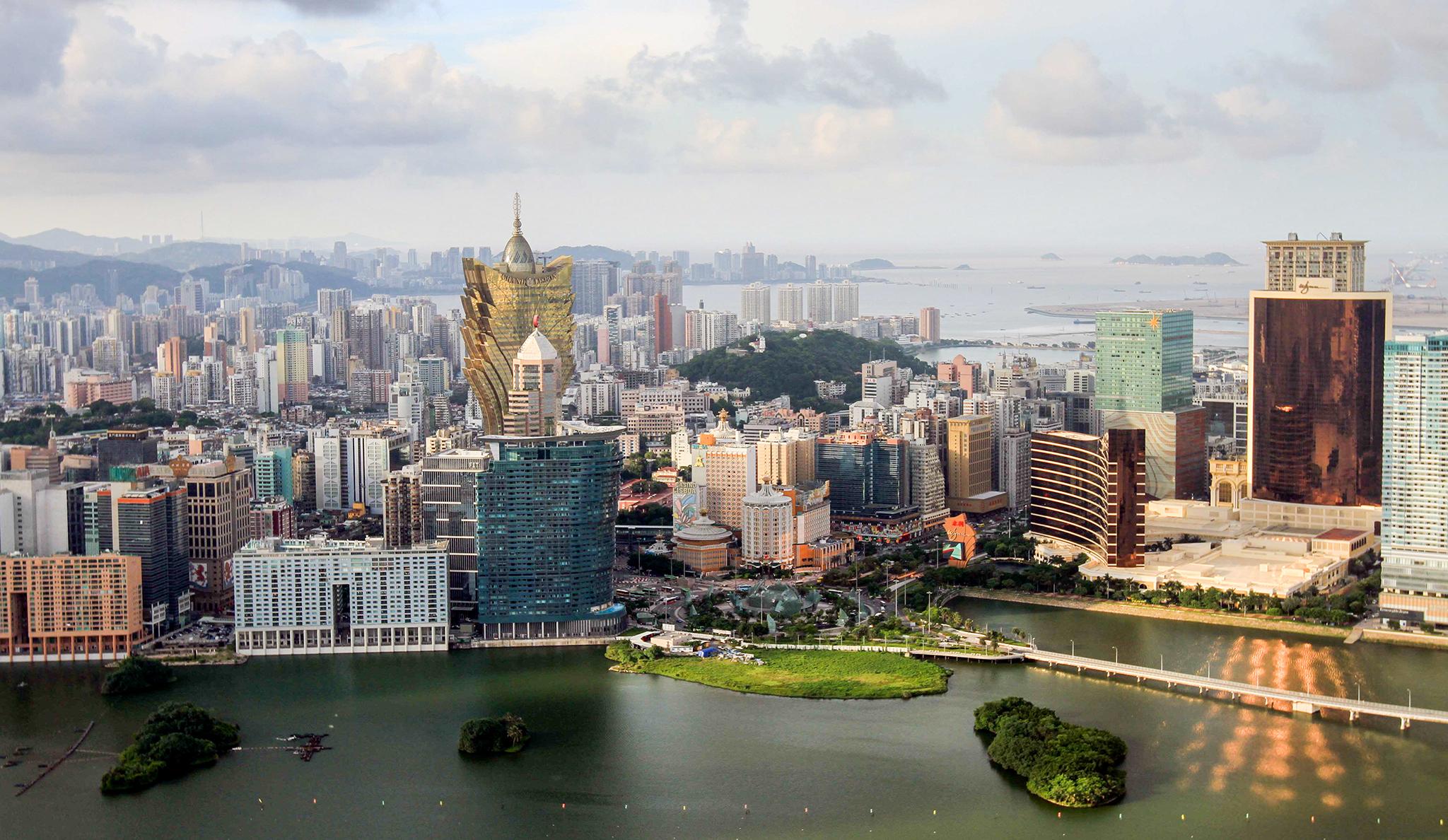 GIF | Macau vai manter combate ao branqueamento de capitais