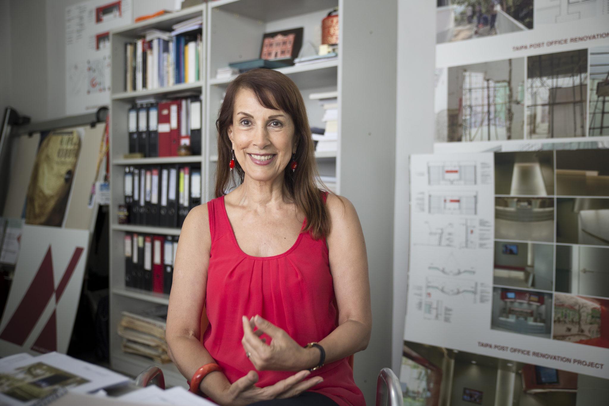 Entrevista | Maria José de Freitas, arquitecta