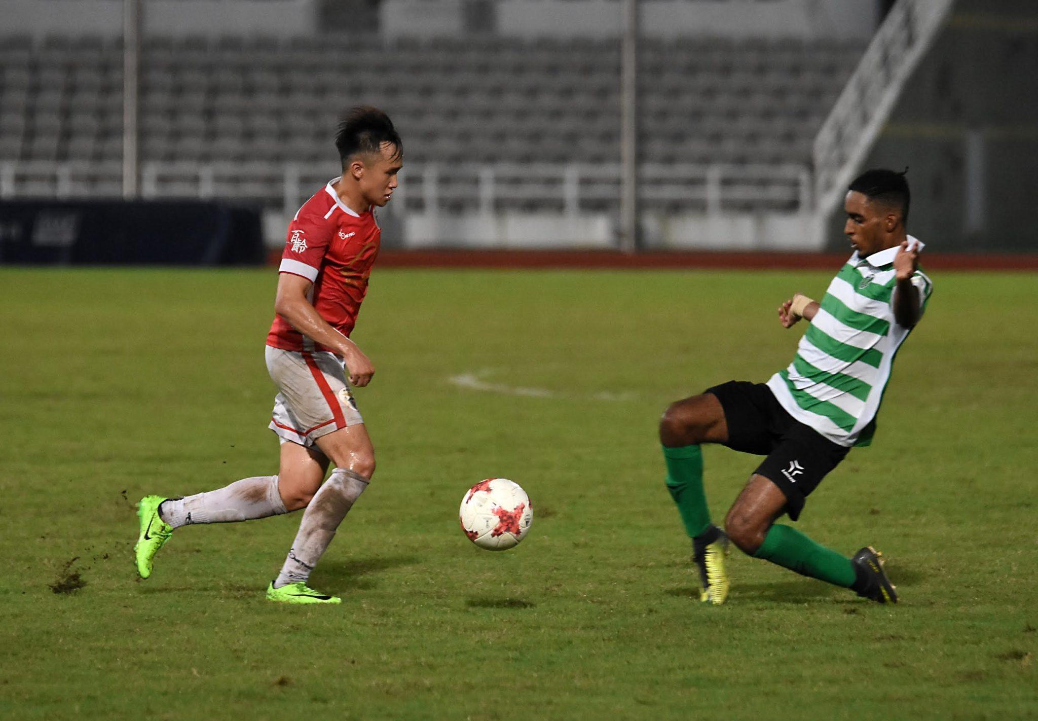 Futebol   Liga de Elite arranca com Benfica e Chao Pak Kei como favoritos