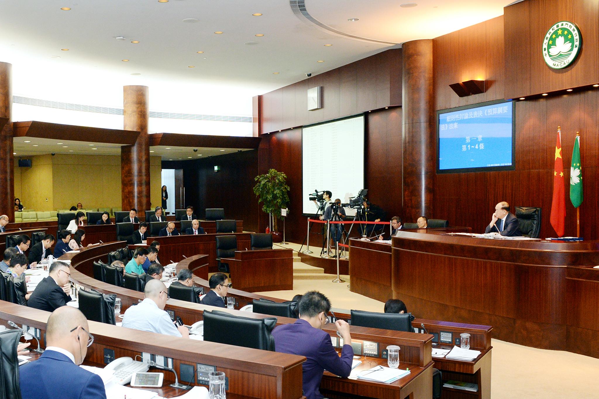 AL | Lei do enquadramento orçamental aprovada por unanimidade
