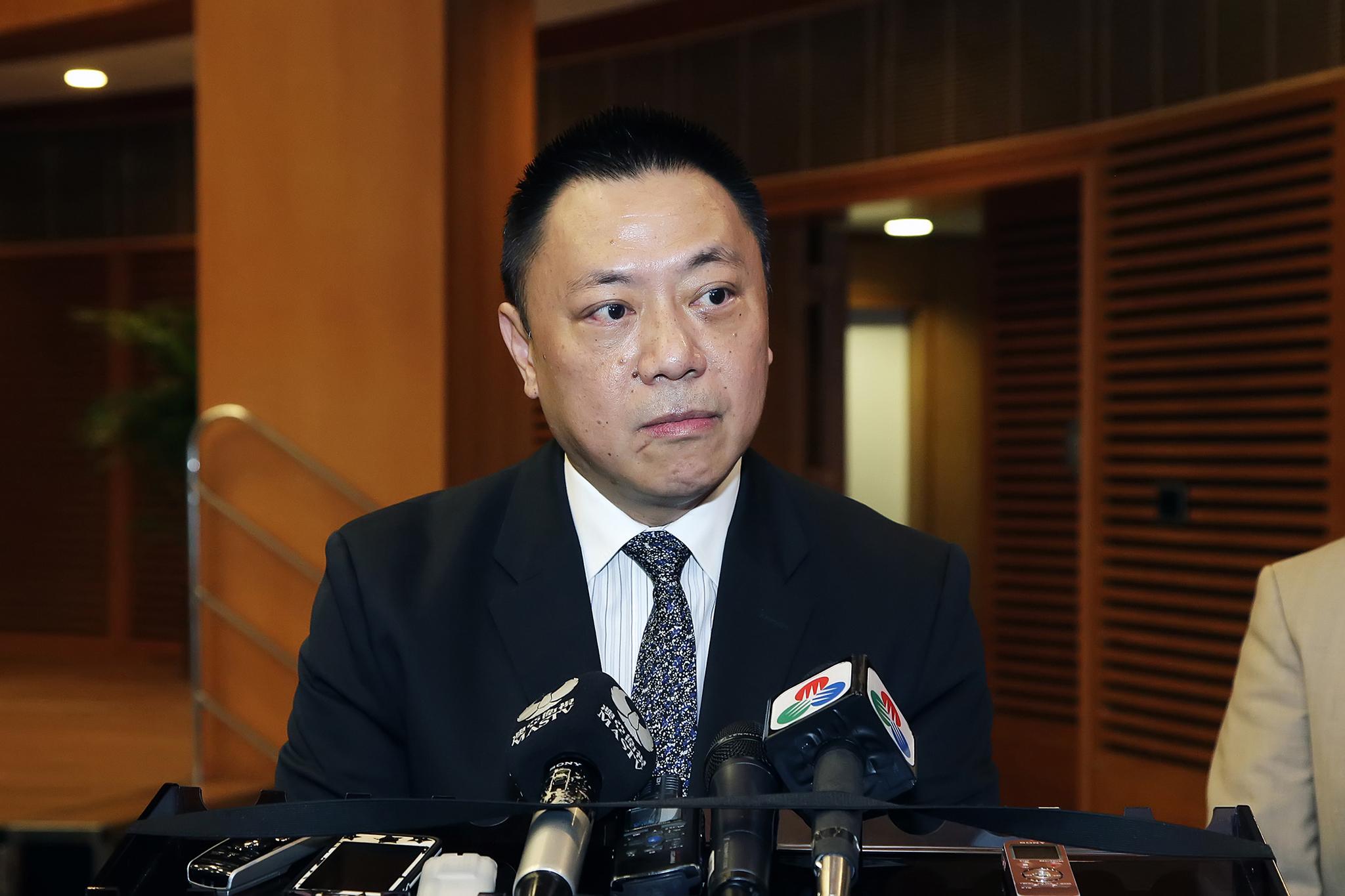 AMCM | Chan Sau San sucede a Anselmo Teng