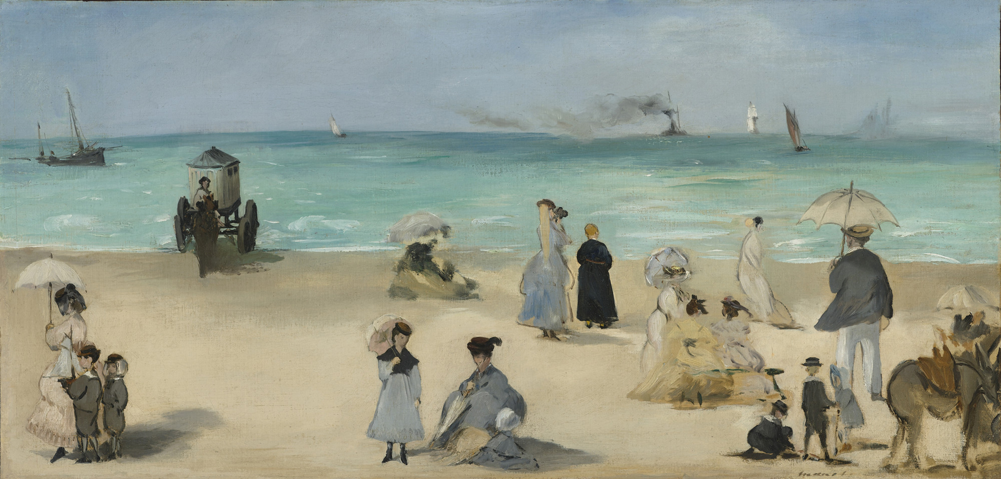 Картинки по запросу boulogne sur mer manet