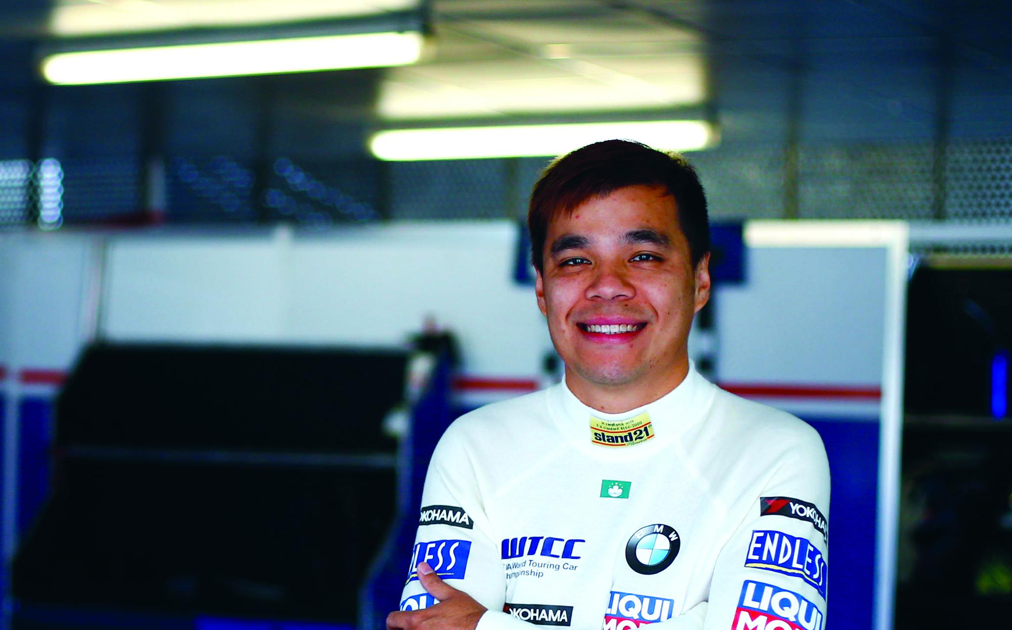 Filipe Souza ía conduzir um Chevrolet mas já não vai