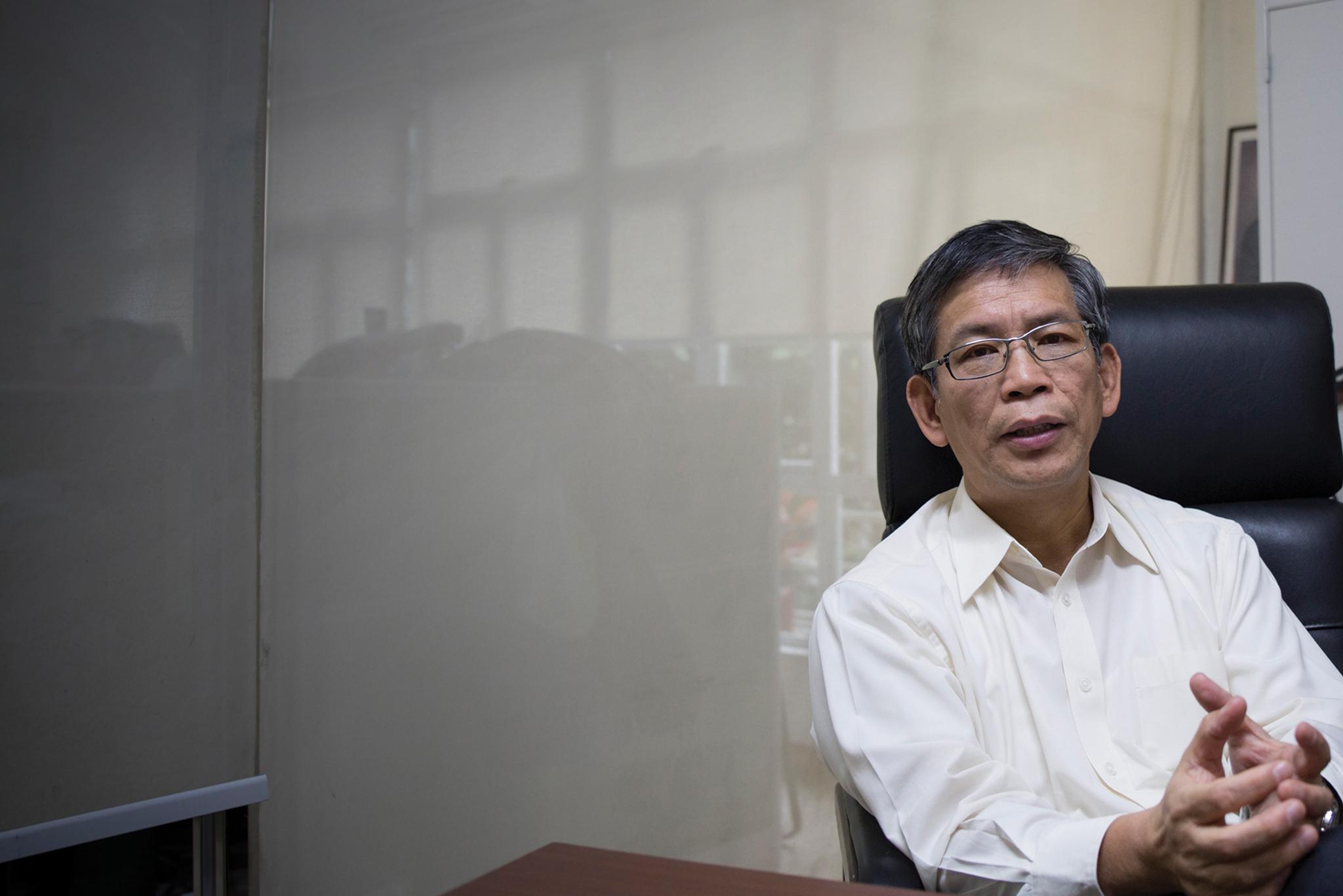Entrevista   Paul Pun, secretário-geral da Cáritas Macau