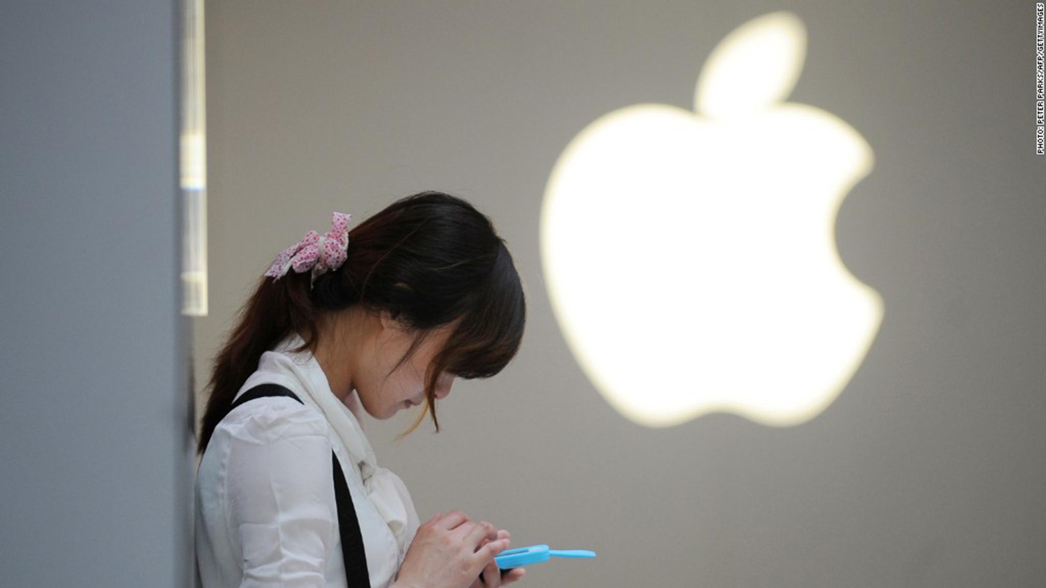Apple retira da loja na China aplicações que contornam censura da internet