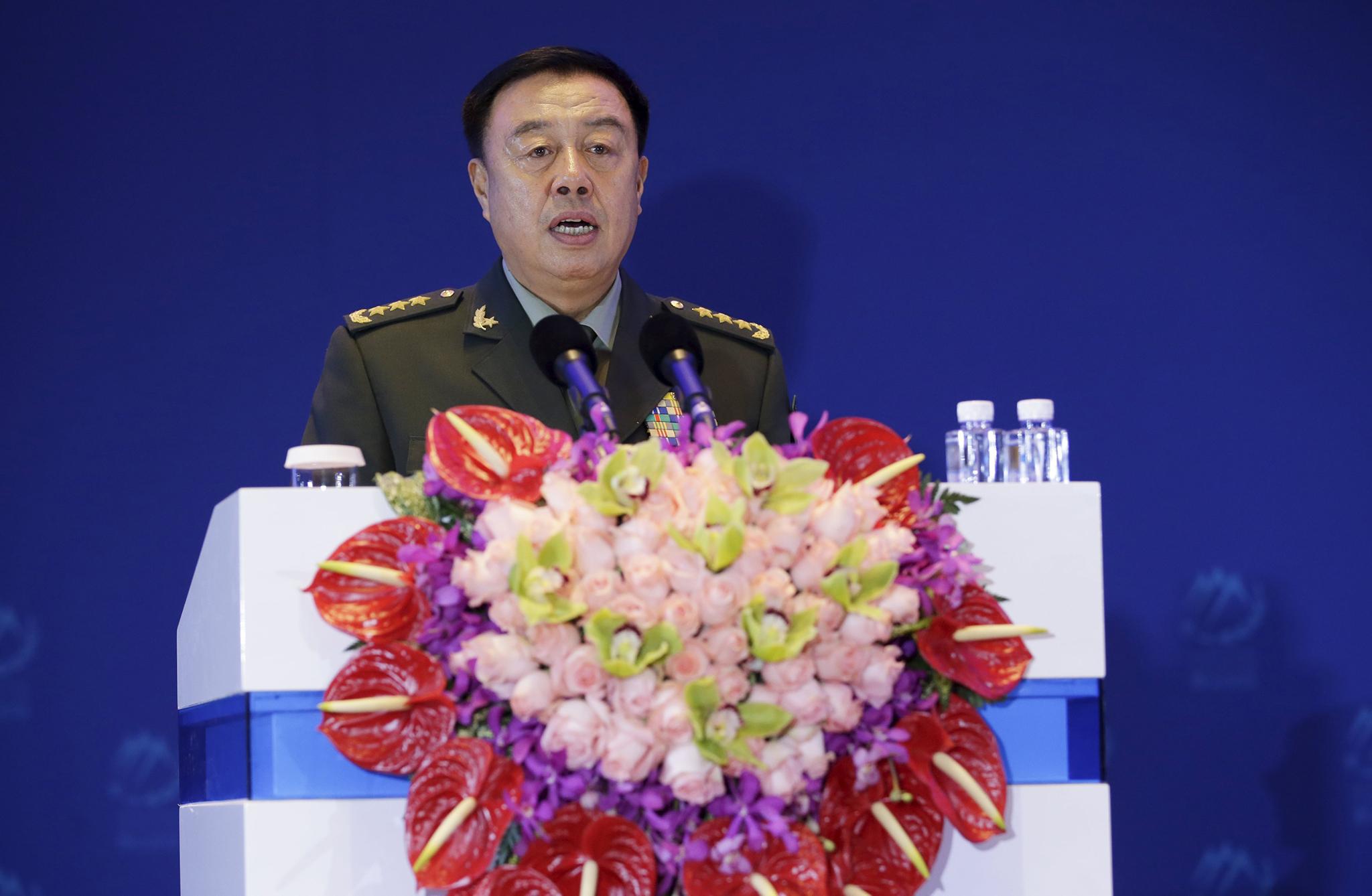 Exército pede aos EUA que descartem intervenção militar na Coreia do Norte