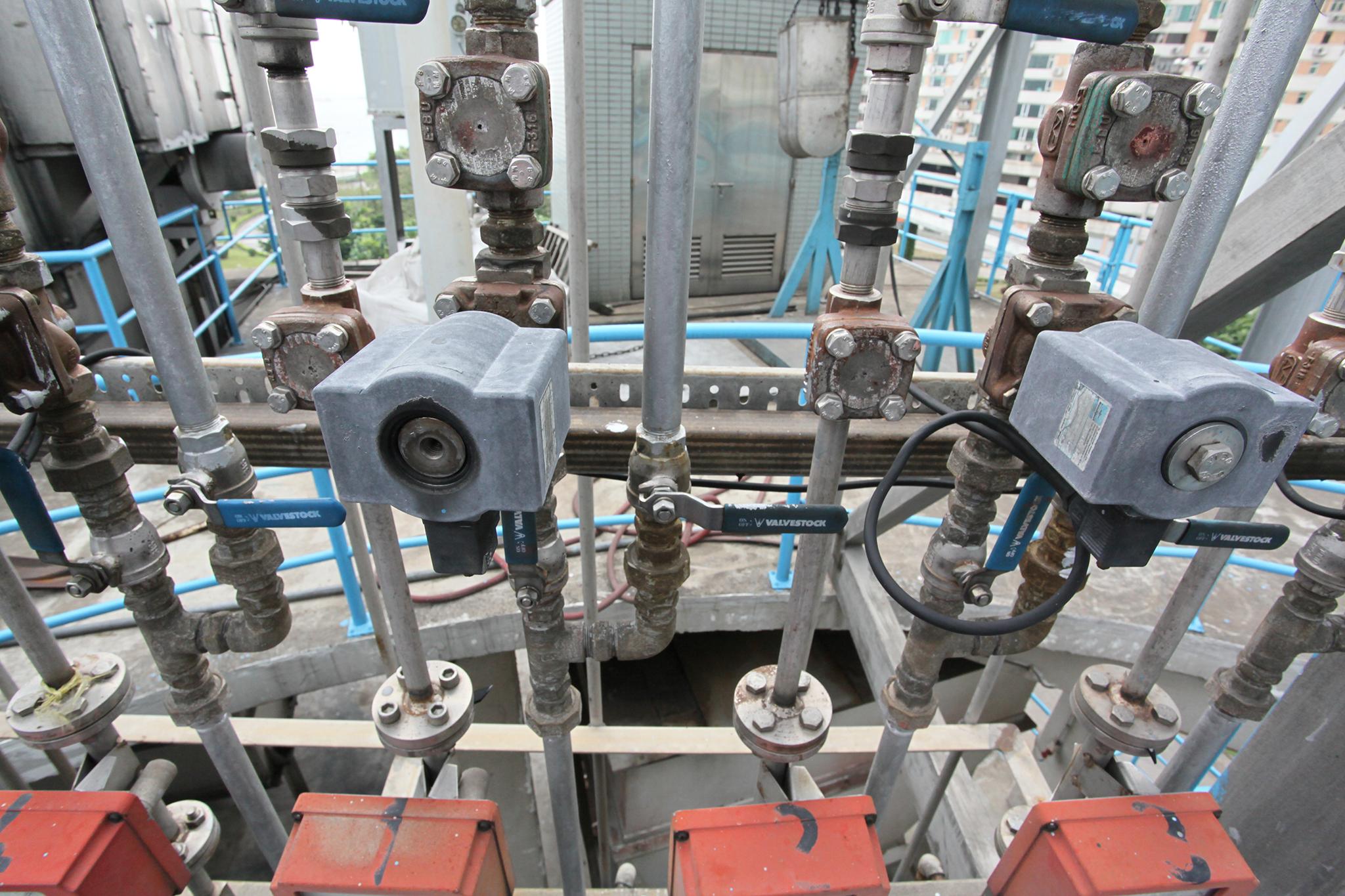Seac Pai Van | Nova estação de tratamento de águas no final de 2019
