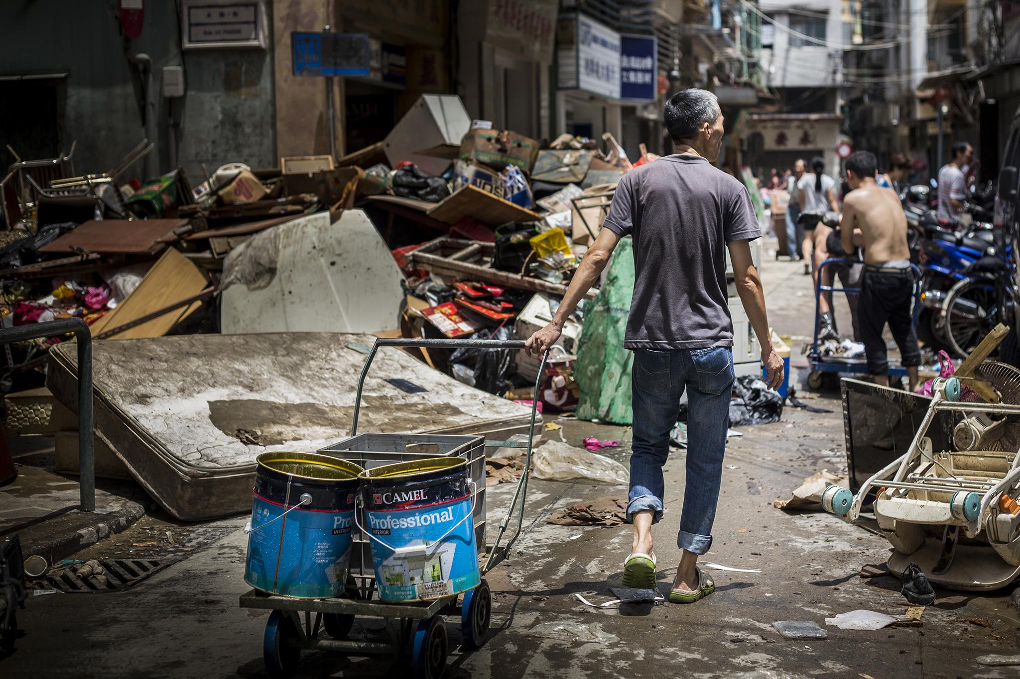 Tufão Hato | Fundação Macau tem ainda 30 por cento dos pedidos por aprovar