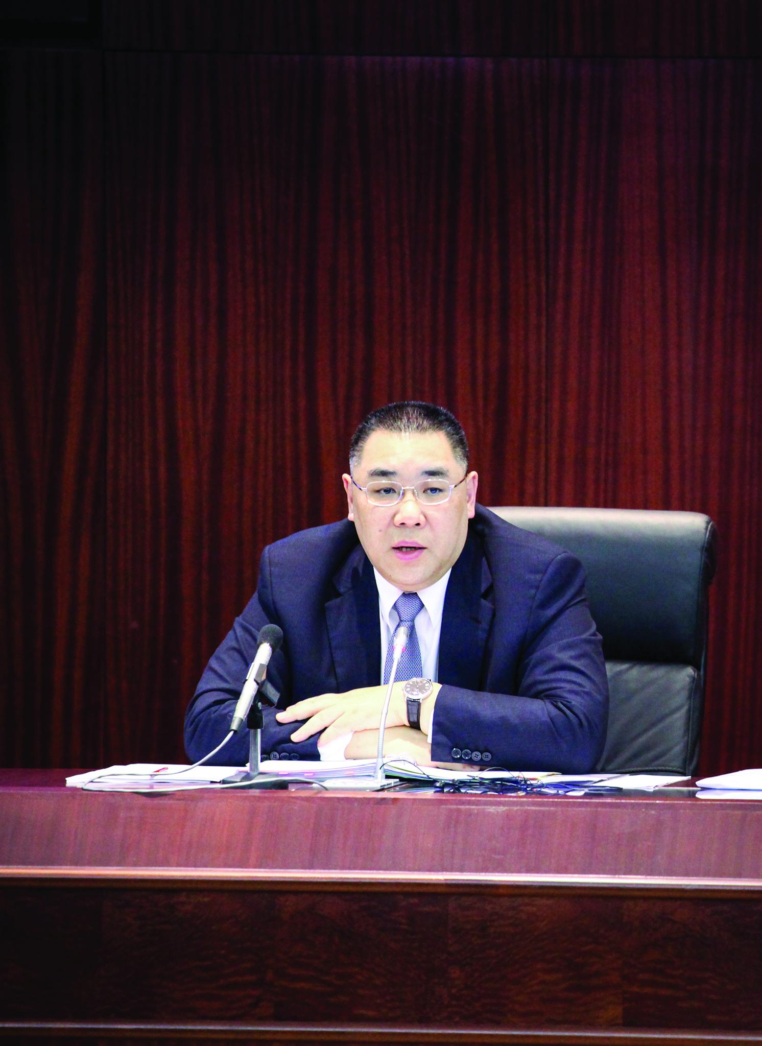 Análise | Chefe do Executivo vai hoje à Assembleia Legislativa
