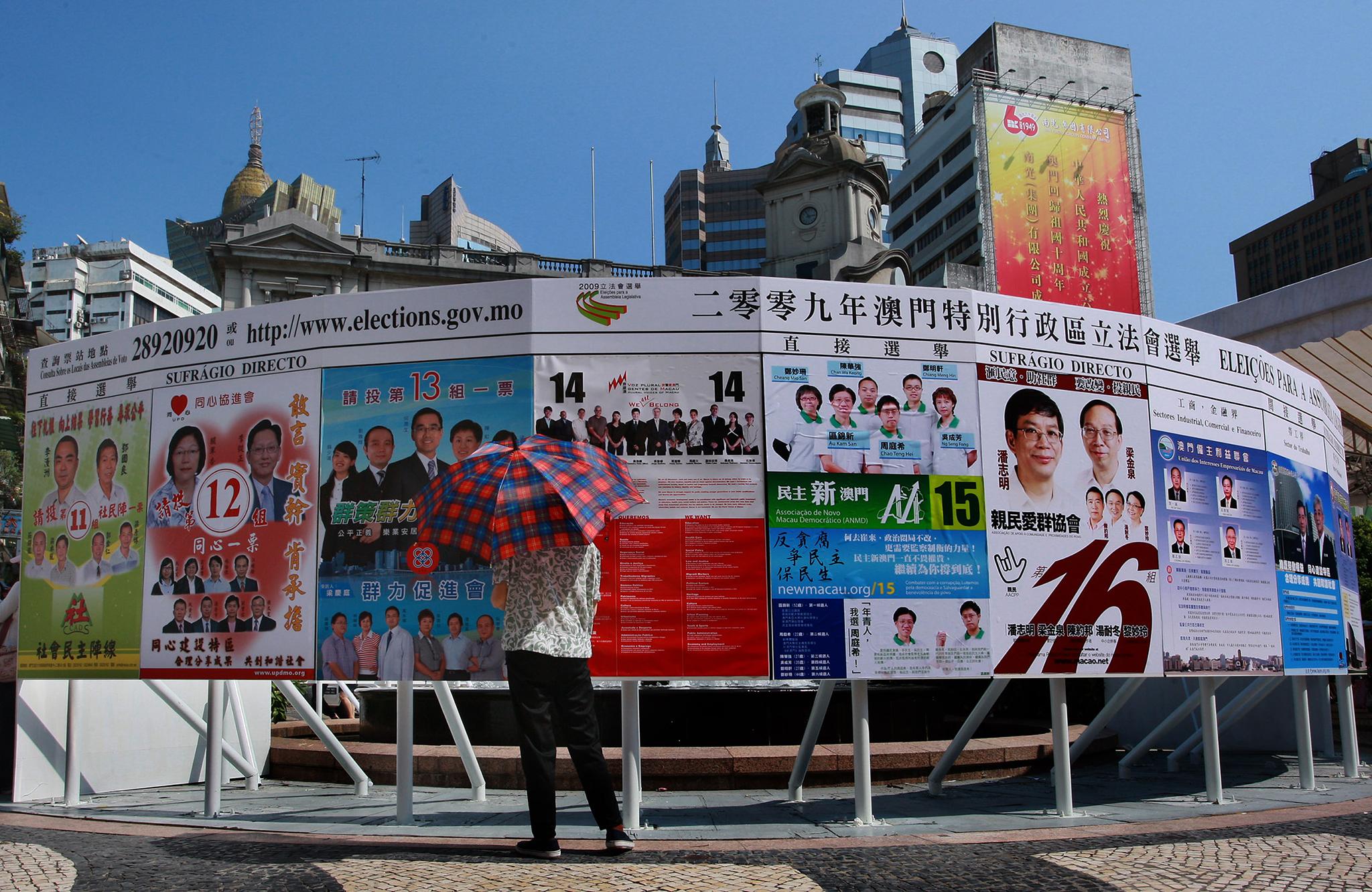 Eleições | Estudo revela que residentes prestam pouca atenção ao sufrágio