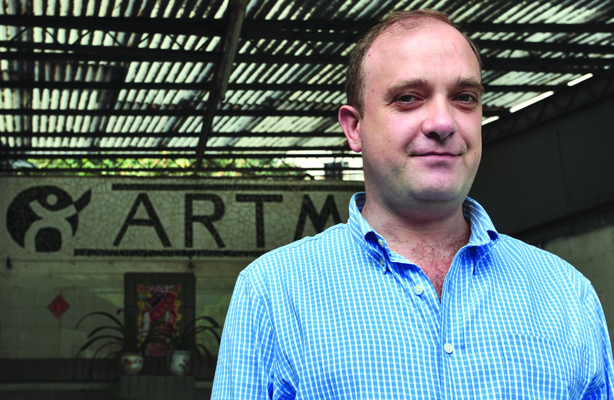 Droga | ARTM firma parceria com centro de tratamento chinês