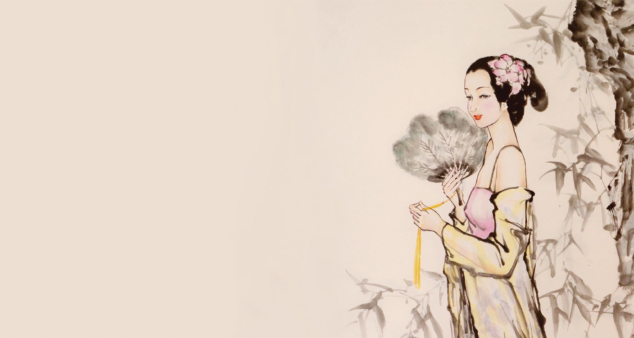 Exposição   Fanny Lam mostra pintura chinesa
