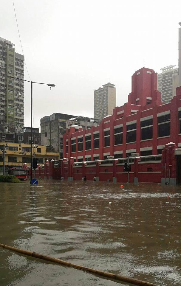 Tufão Hato: IC vai analisar quase duas dezenas de monumentos