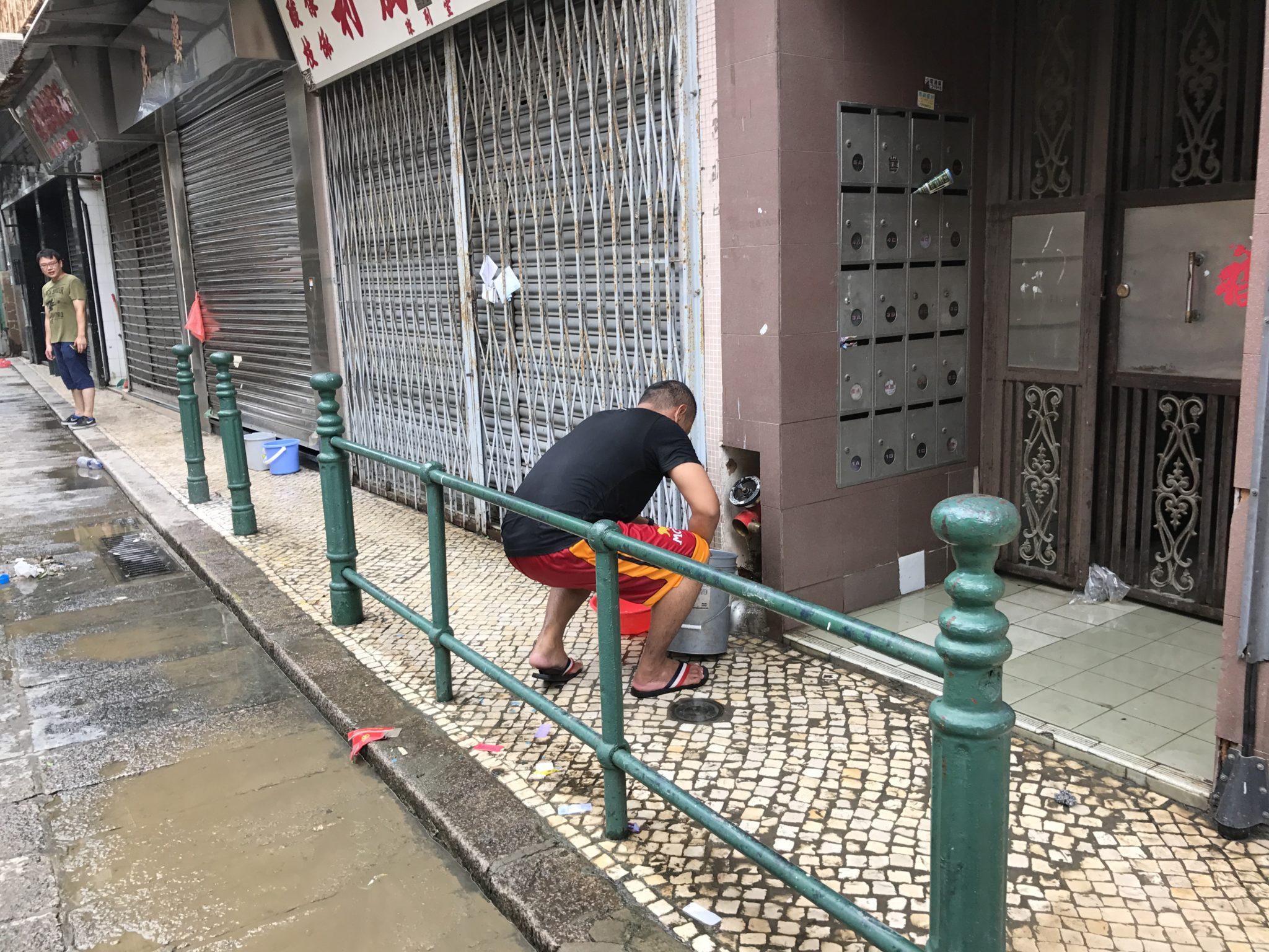 """Abastecimento de água normalizado daqui a """"um ou dois dias"""""""