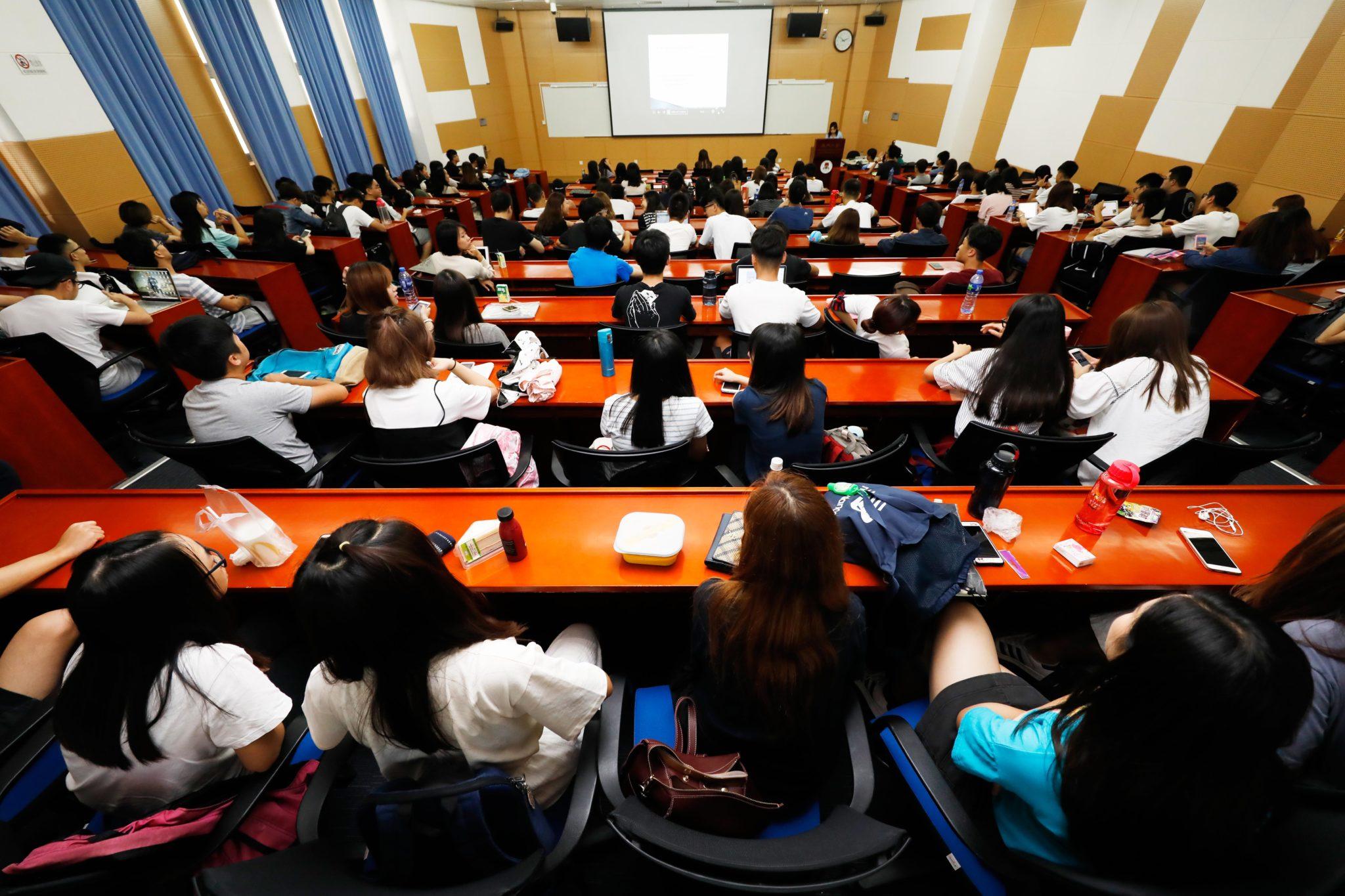 Governo chinês autoriza abertura de duas novas licenciaturas em língua portuguesa