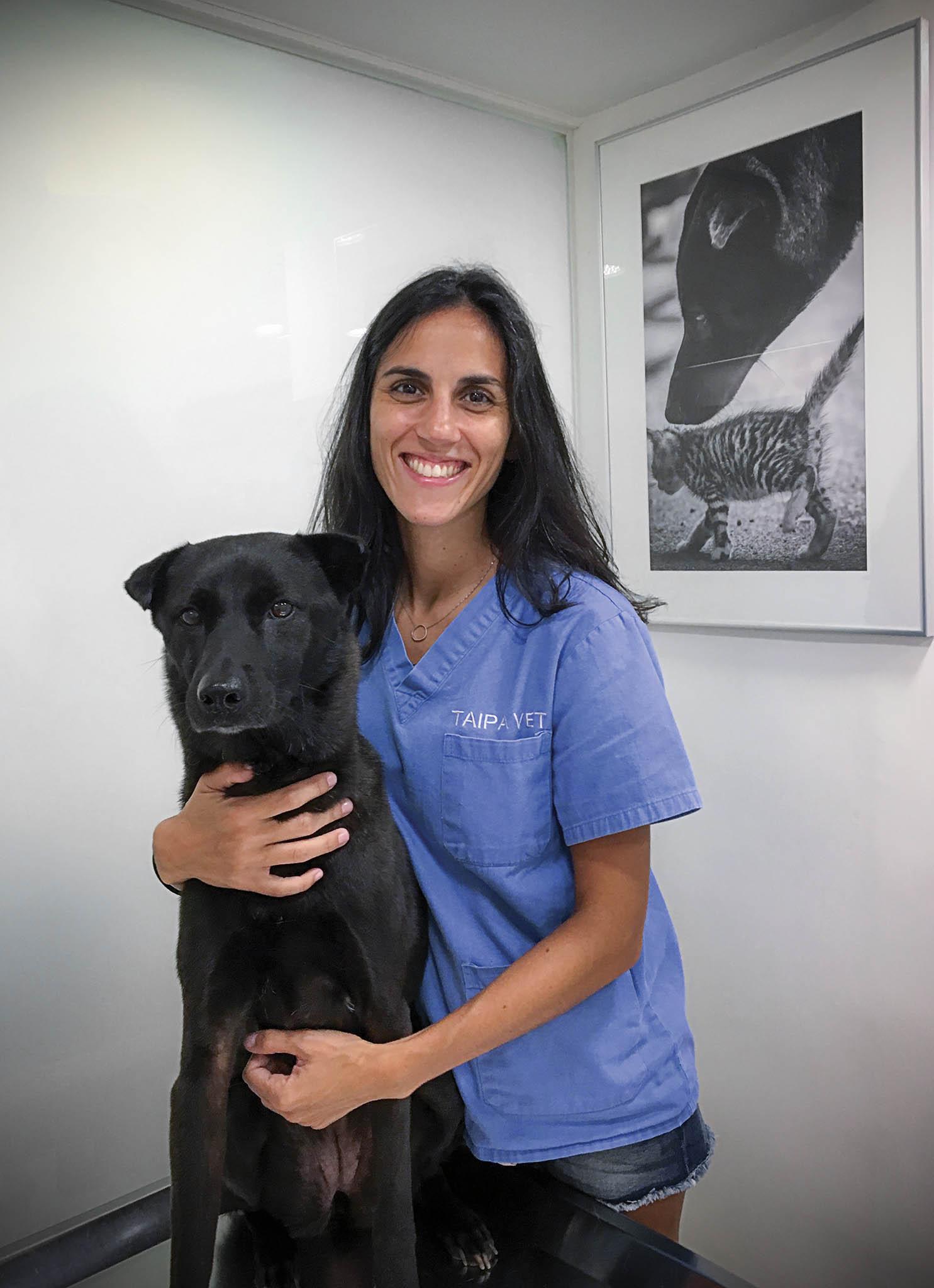 Perfil | Alexandra Ascenso, veterinária