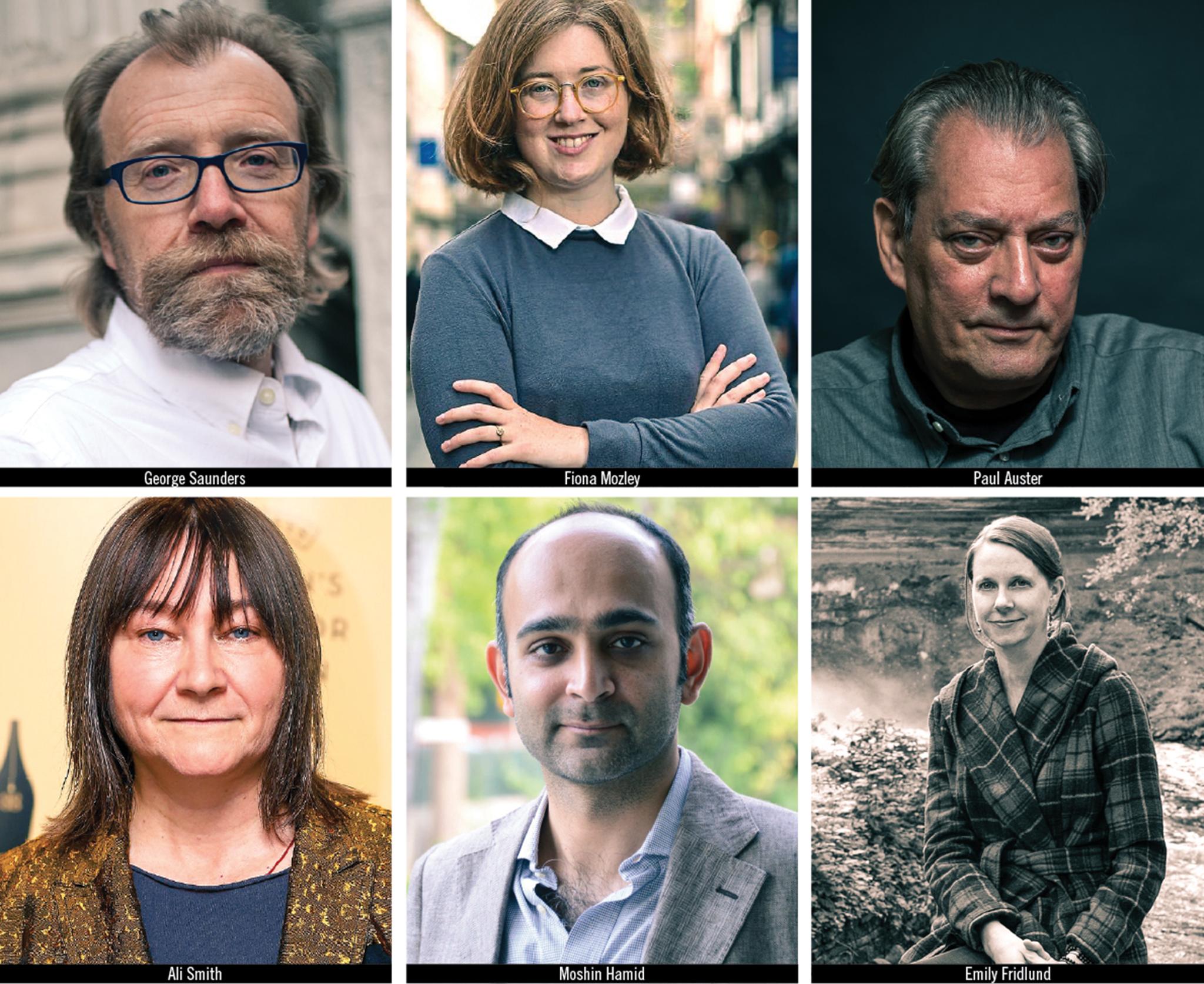 Man Booker Prize | Paul Auster, Ali Smith e George Saunders entre os finalistas