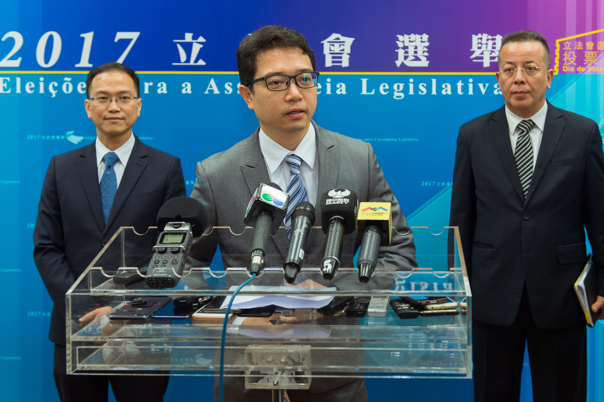 Novo Macau | Queixa na CAEAL por alegada infidelidade ao regime