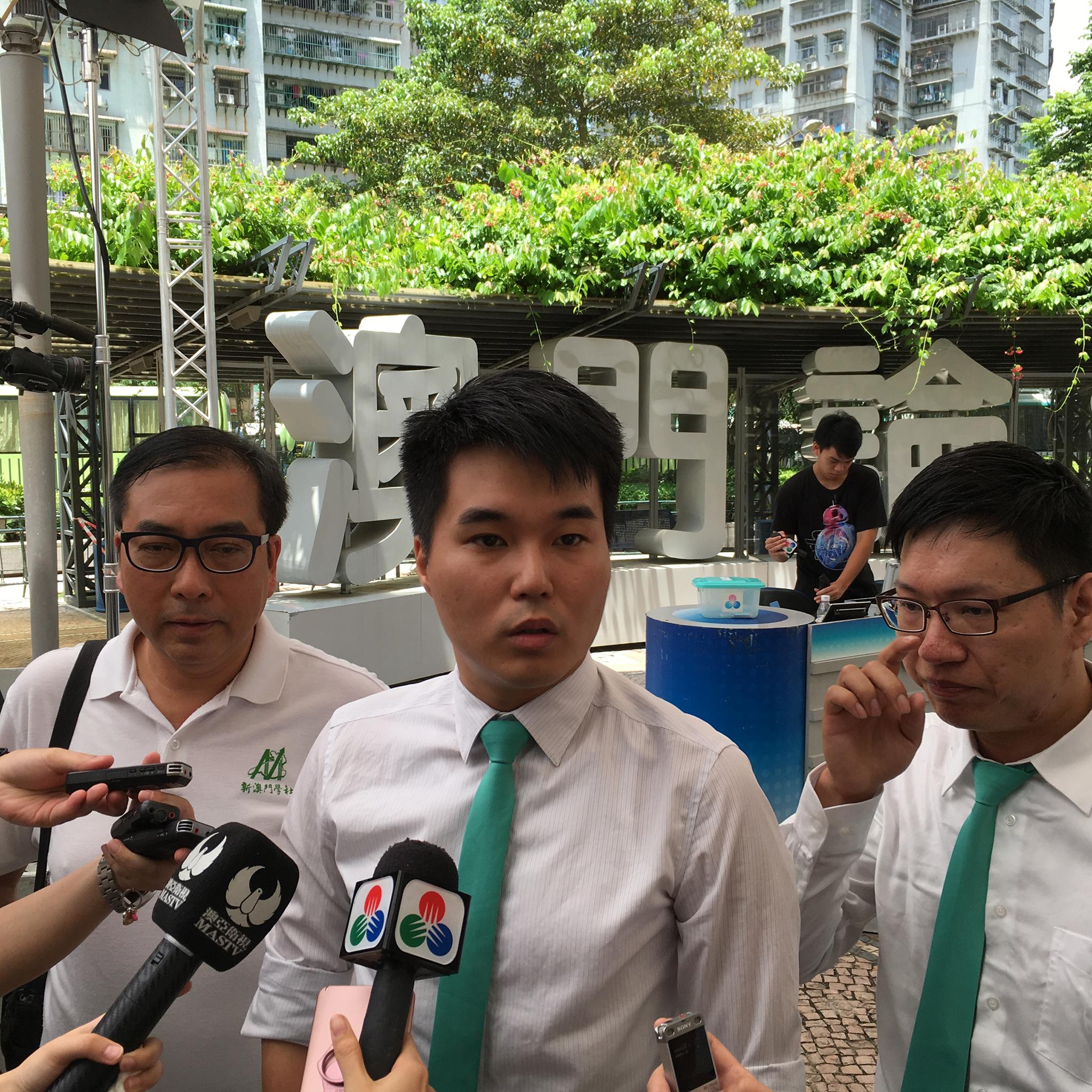 Eleições   Lista de Sulu Sou queixa-se de três listas concorrentes ao Ministério Público