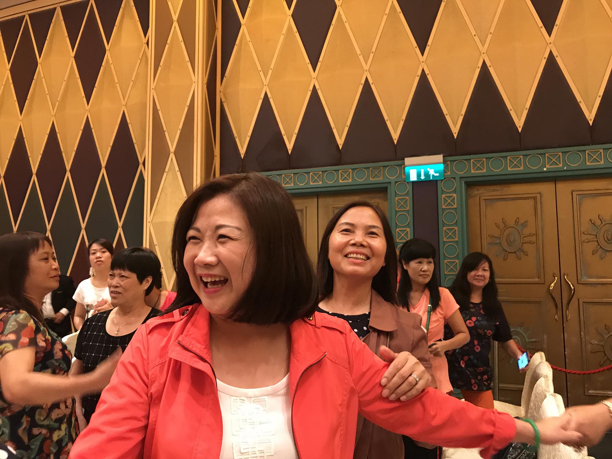 Melinda Chan, da lista 18, foi a grande derrotada das eleições