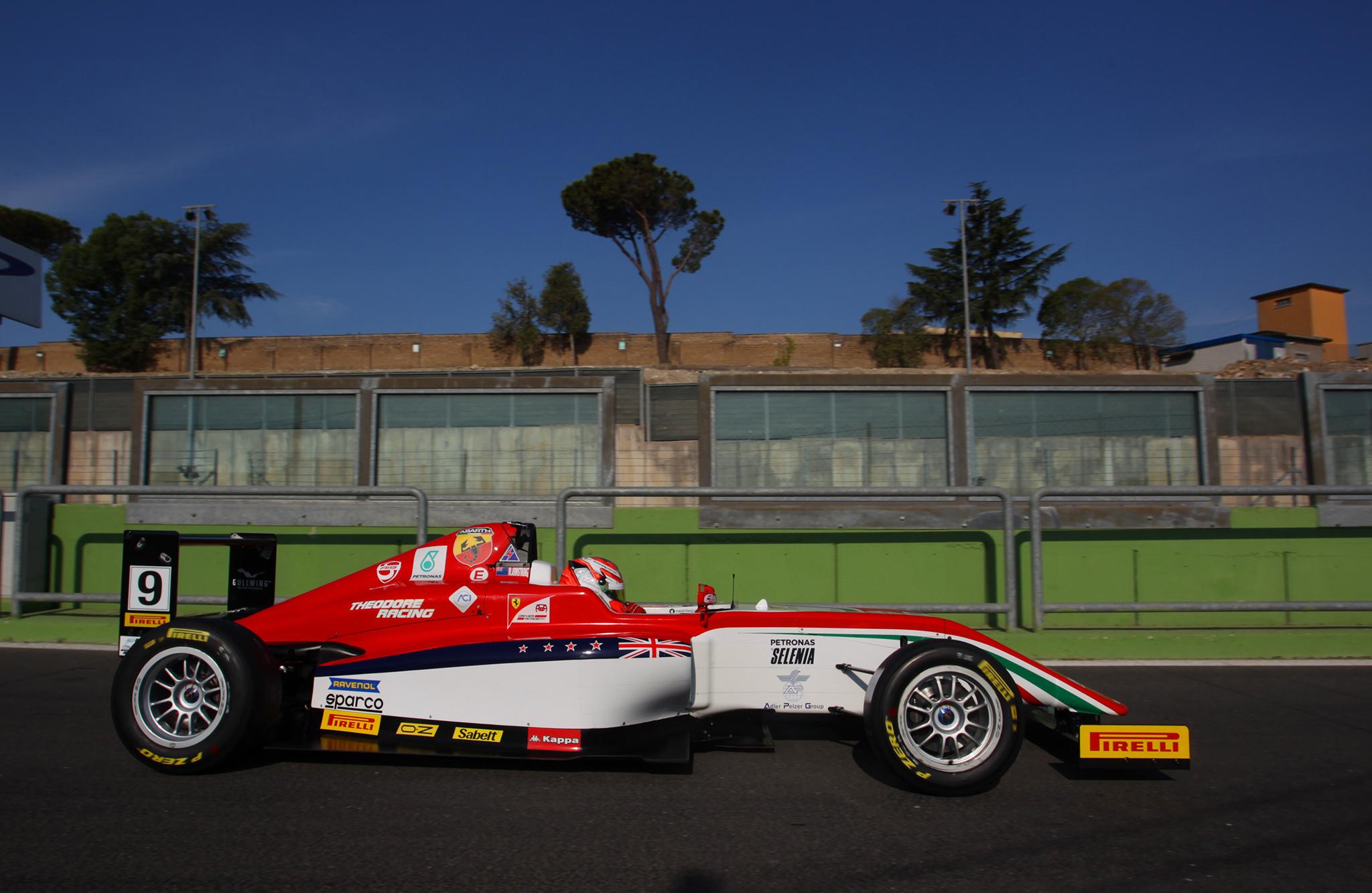 Theodore Racing aponta à nona vitória no Grande Prémio
