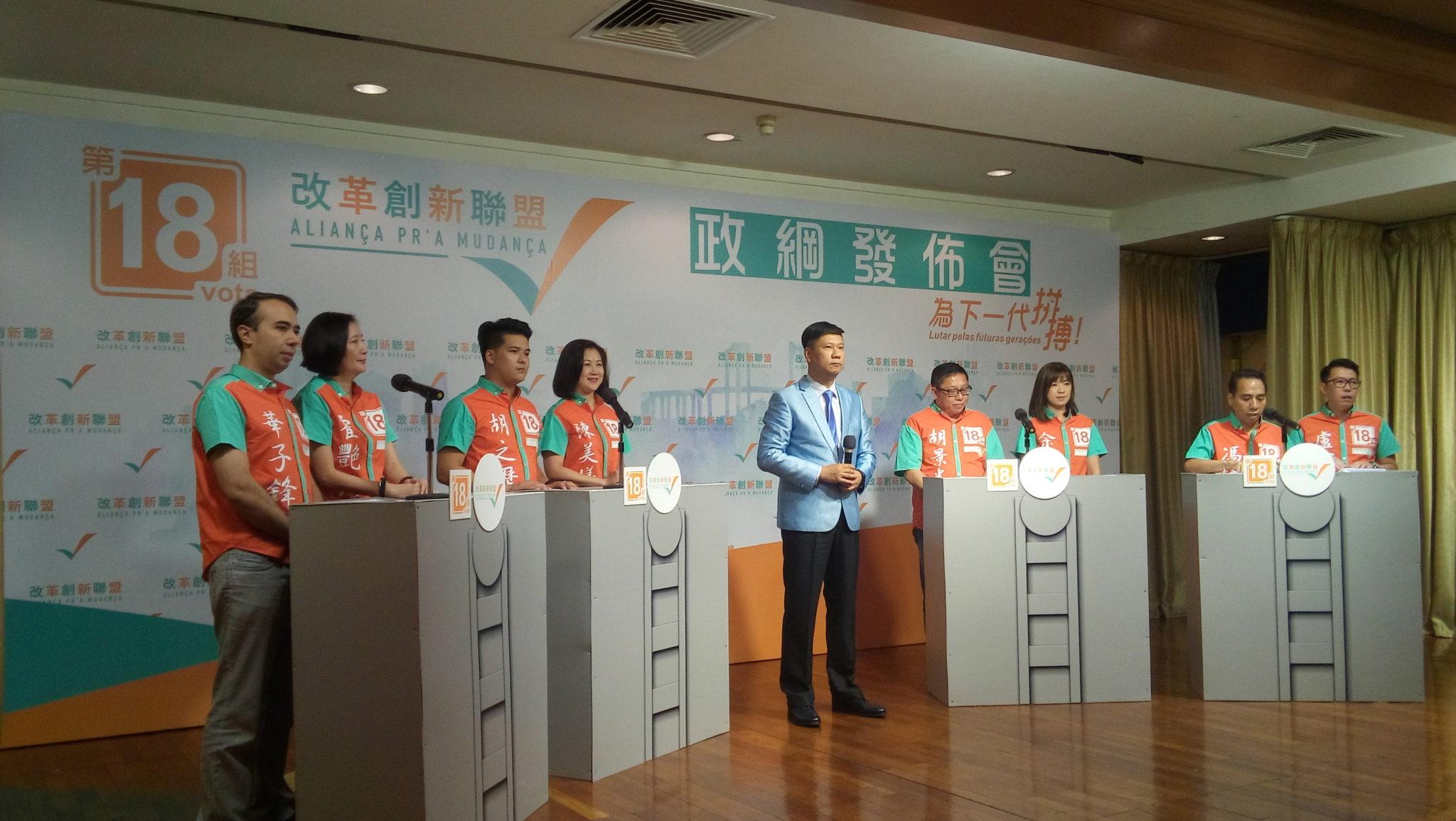 Eleições   Melinda Chan promete lutar pelo português nas escolas chinesas