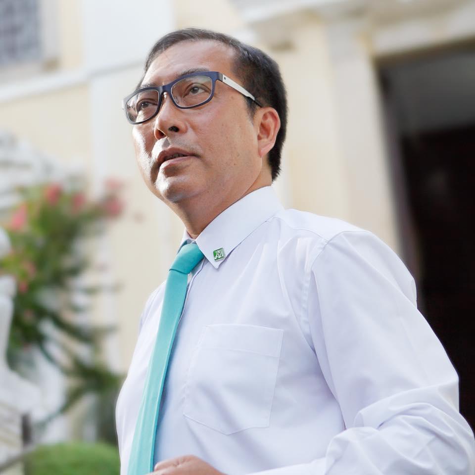Eleições | Paul Chan Wai Chi queixa-se ao Ministério Público da PSP e CAEAL