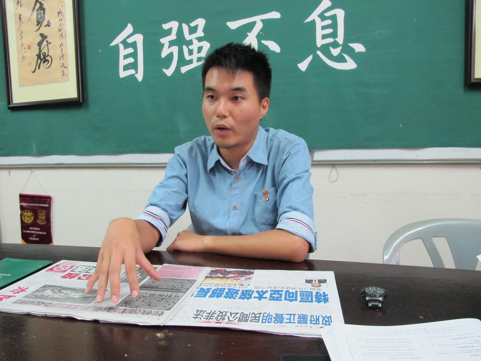 """Sulu Sou, candidato eleito,""""Independência é uma falsa questão"""""""