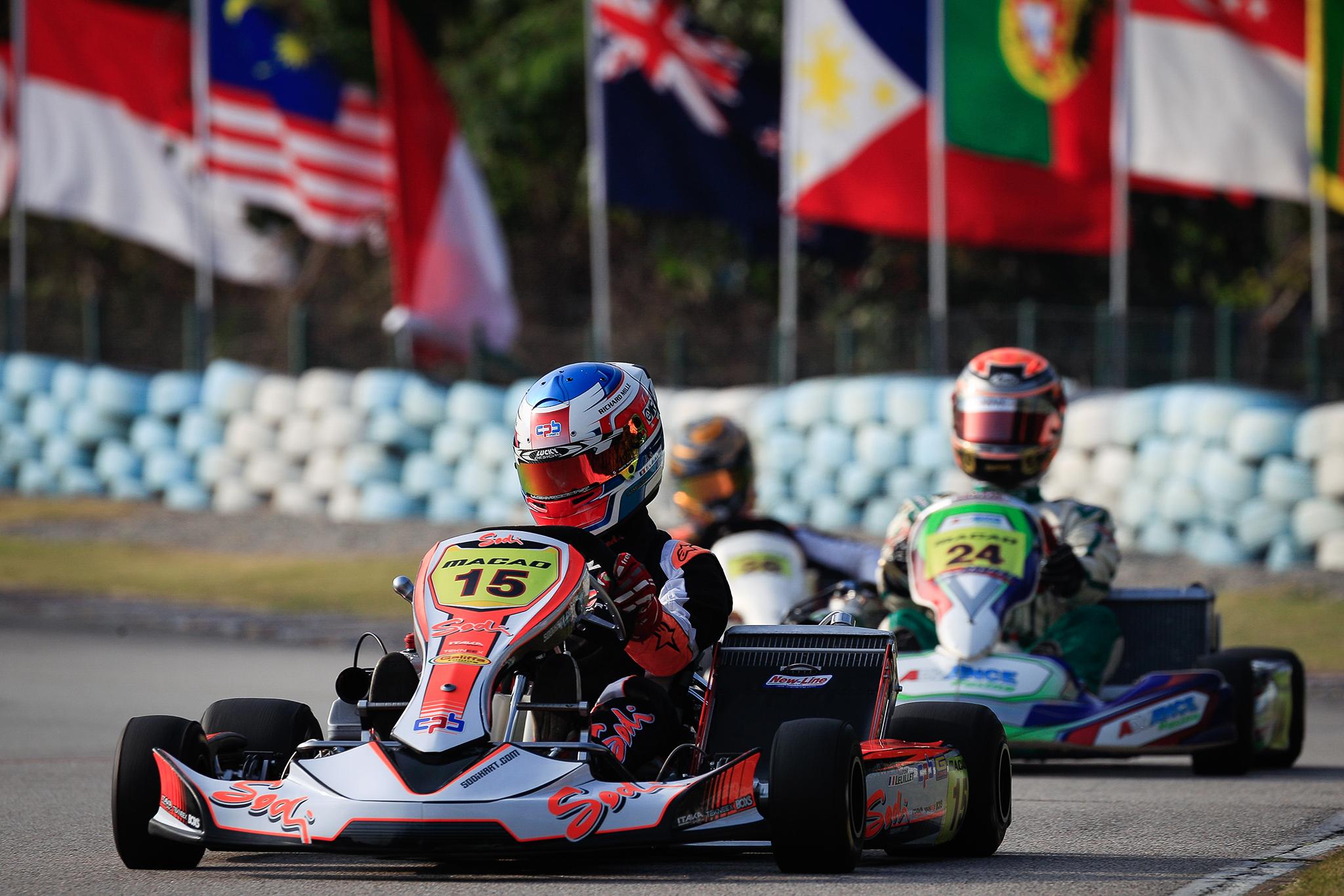 Karting | Campeonatos CIK FIA Ásia-Pacifico cancelados