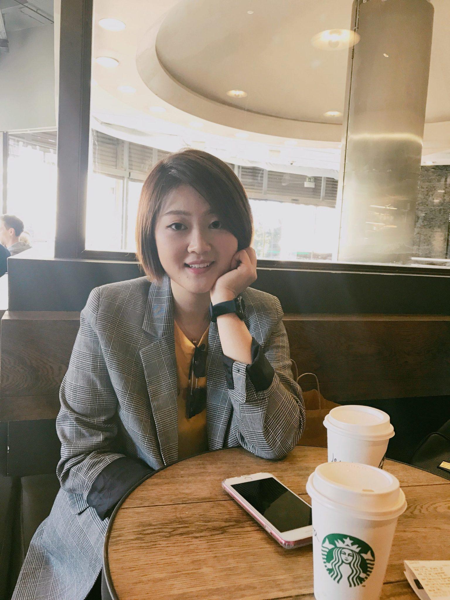 Jacinta Zhang, estudante de português |Das línguas à gestão