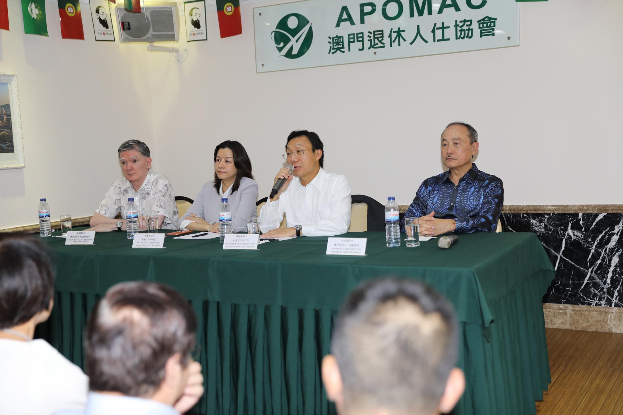 APOMAC pede reintrodução do alarme sonoro em caso de tufão 9