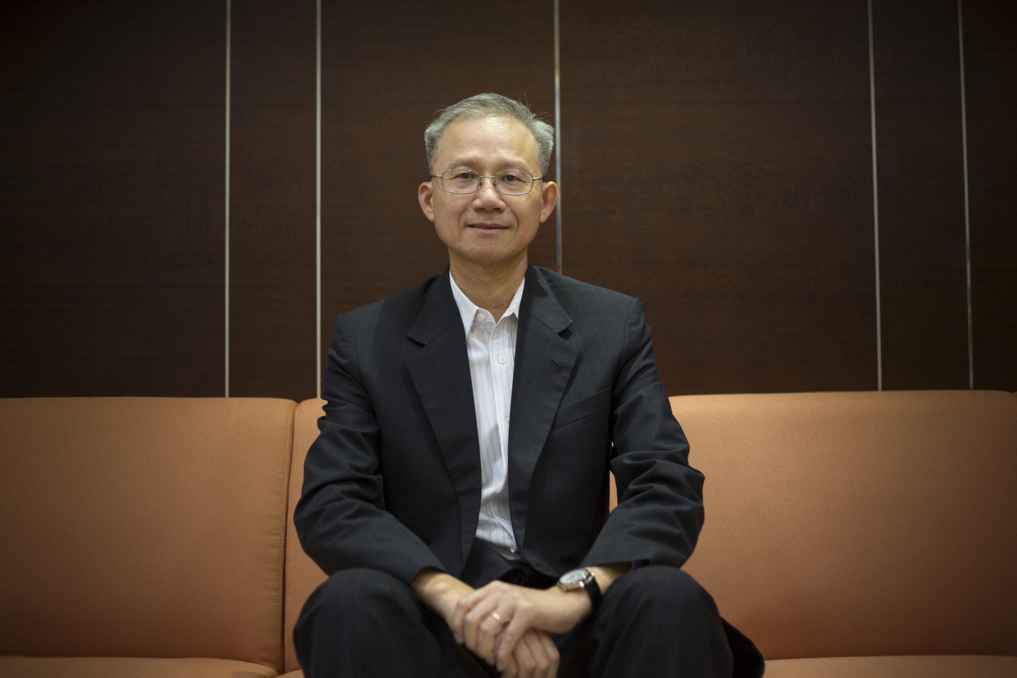 Zhuhai | Vong Hin Fai e Paula Lin directores do Tribunal de Arbitragem